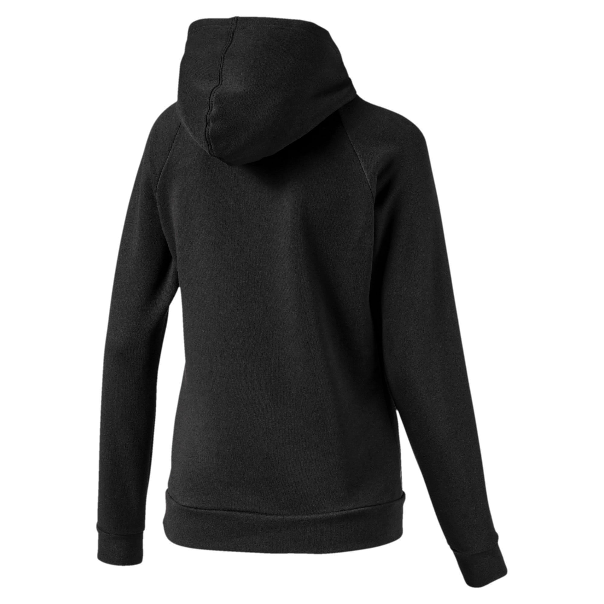 Thumbnail 5 of Fav Women's Training Hoodie, Puma Black, medium-IND
