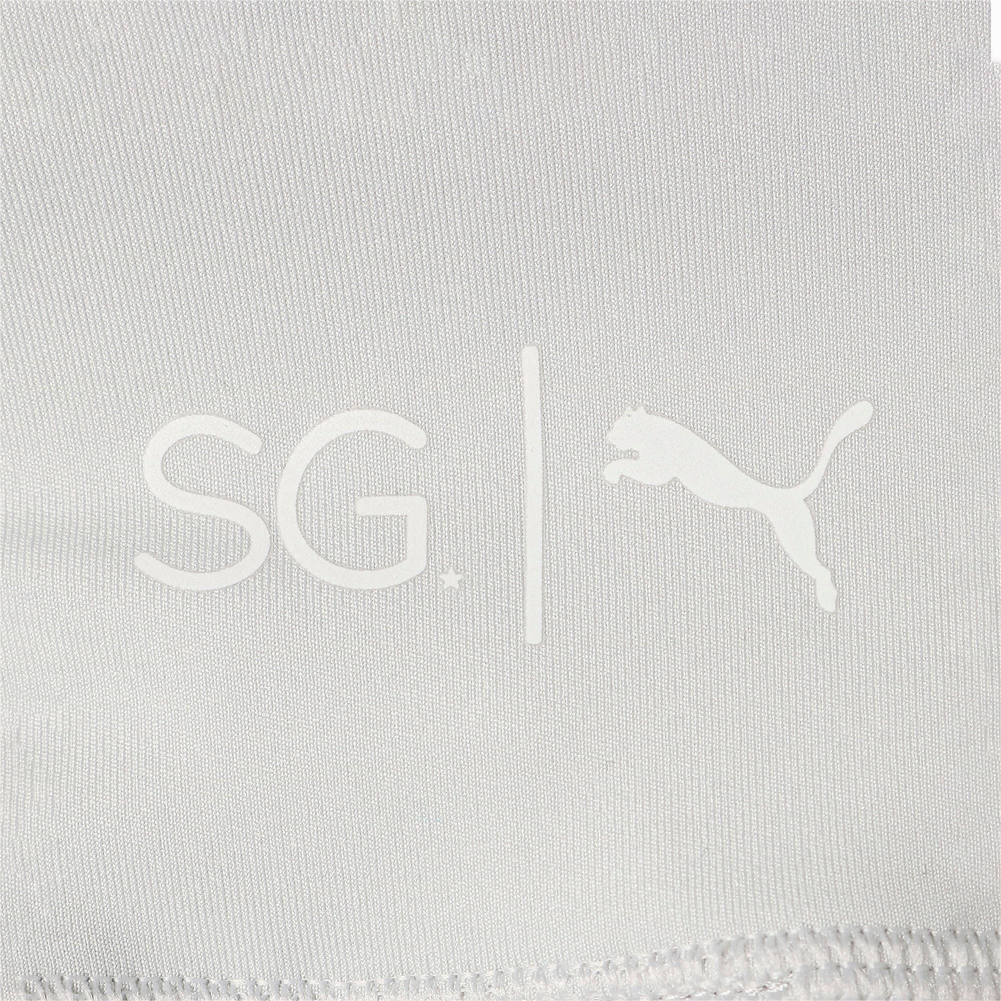 Thumbnail 12 of SG x PUMA ウィメンズ タイツ, Glacier Gray-Puma White, medium-JPN