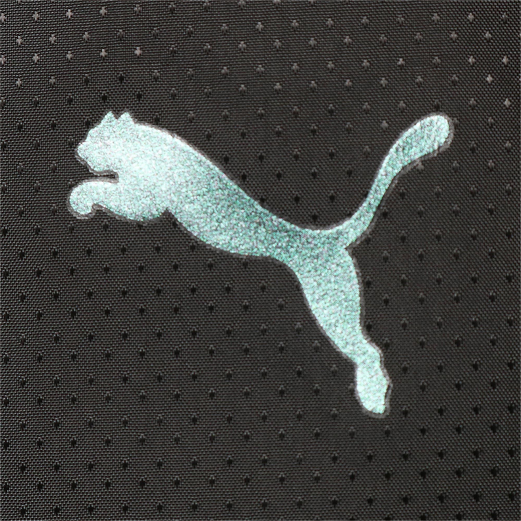 Thumbnail 4 of フィール イット ウィメンズ トレーニング トリコットライニング ウーブンパンツ, Puma Black, medium-JPN