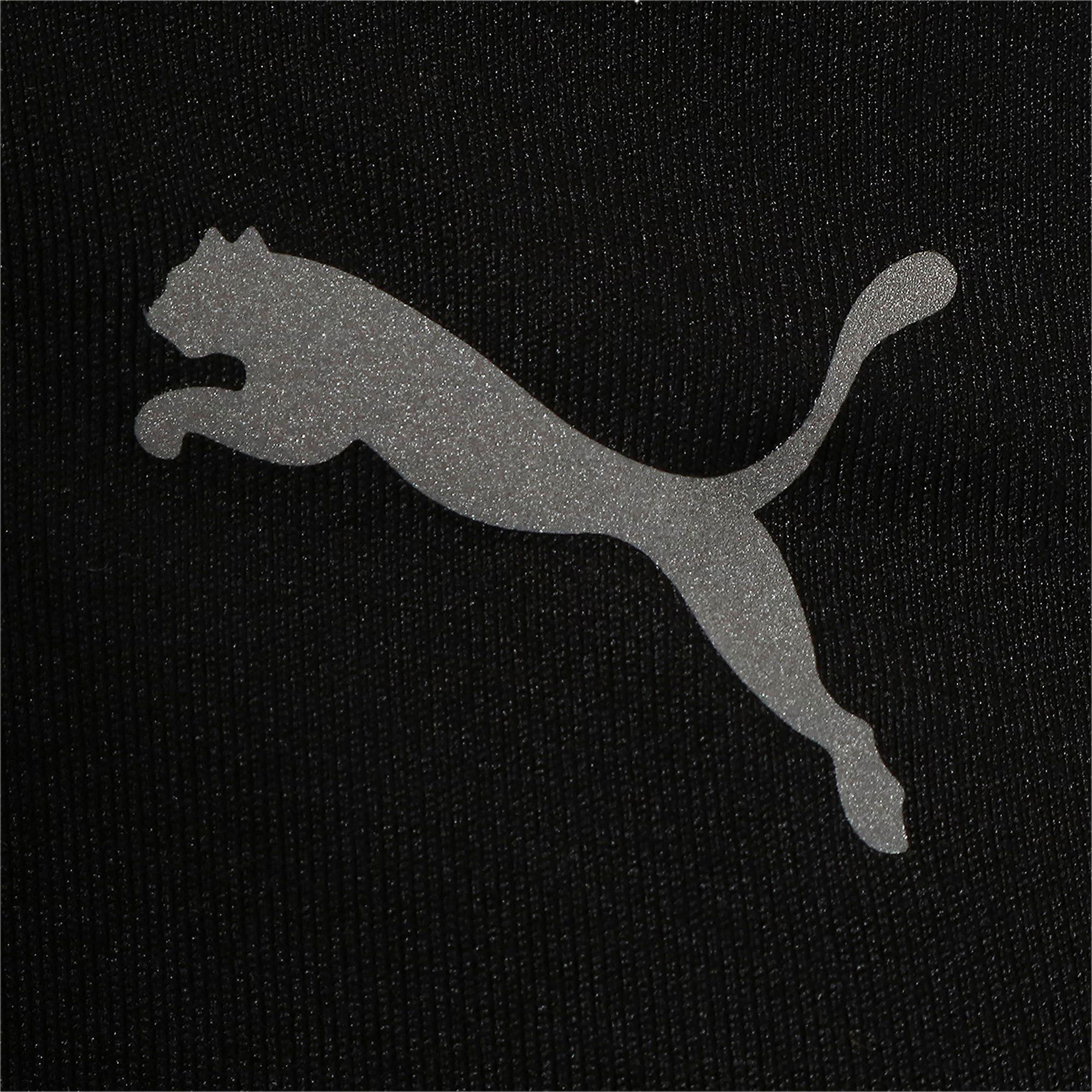 Thumbnail 4 of テック ライト LSモックネック ウィメンズ トレーニング Tシャツ 長袖, Puma Black, medium-JPN