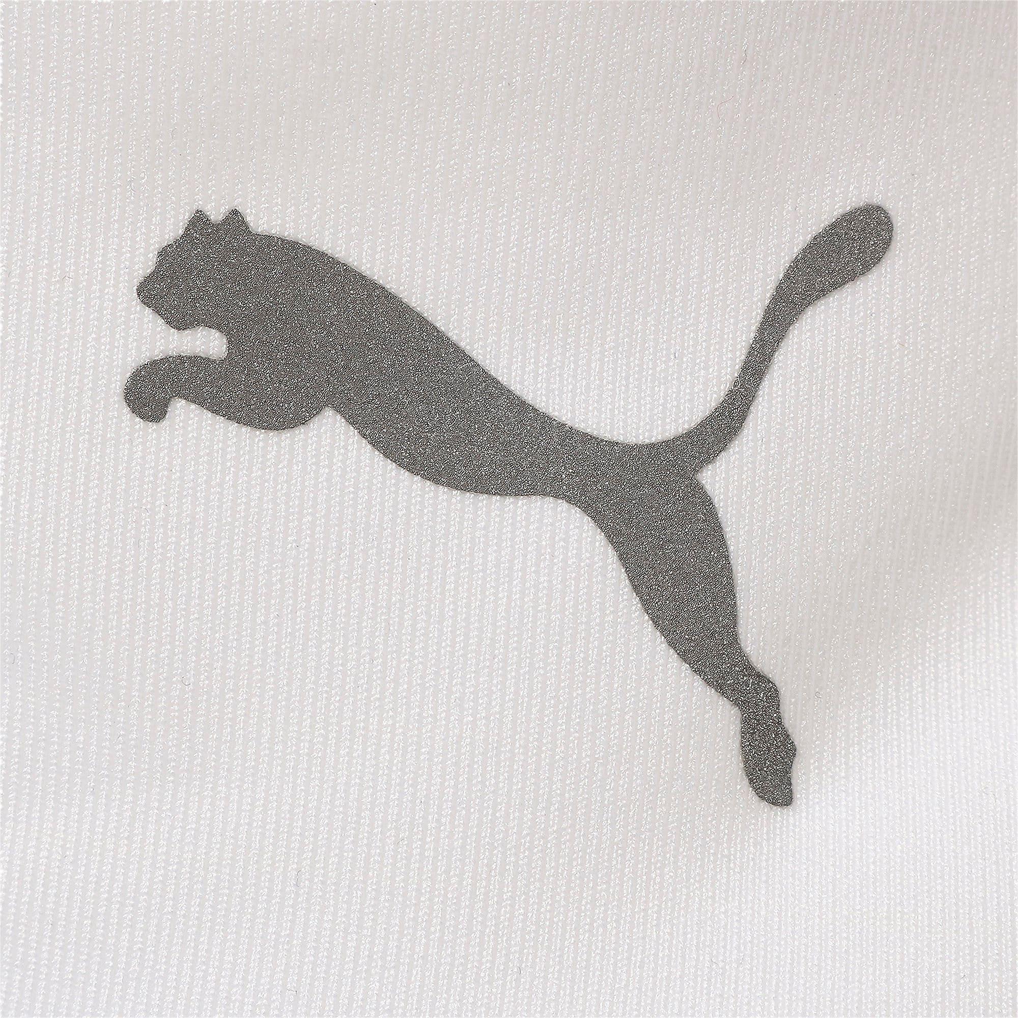 Thumbnail 4 of テック ライト LSモックネック ウィメンズ トレーニング Tシャツ 長袖, Puma White, medium-JPN