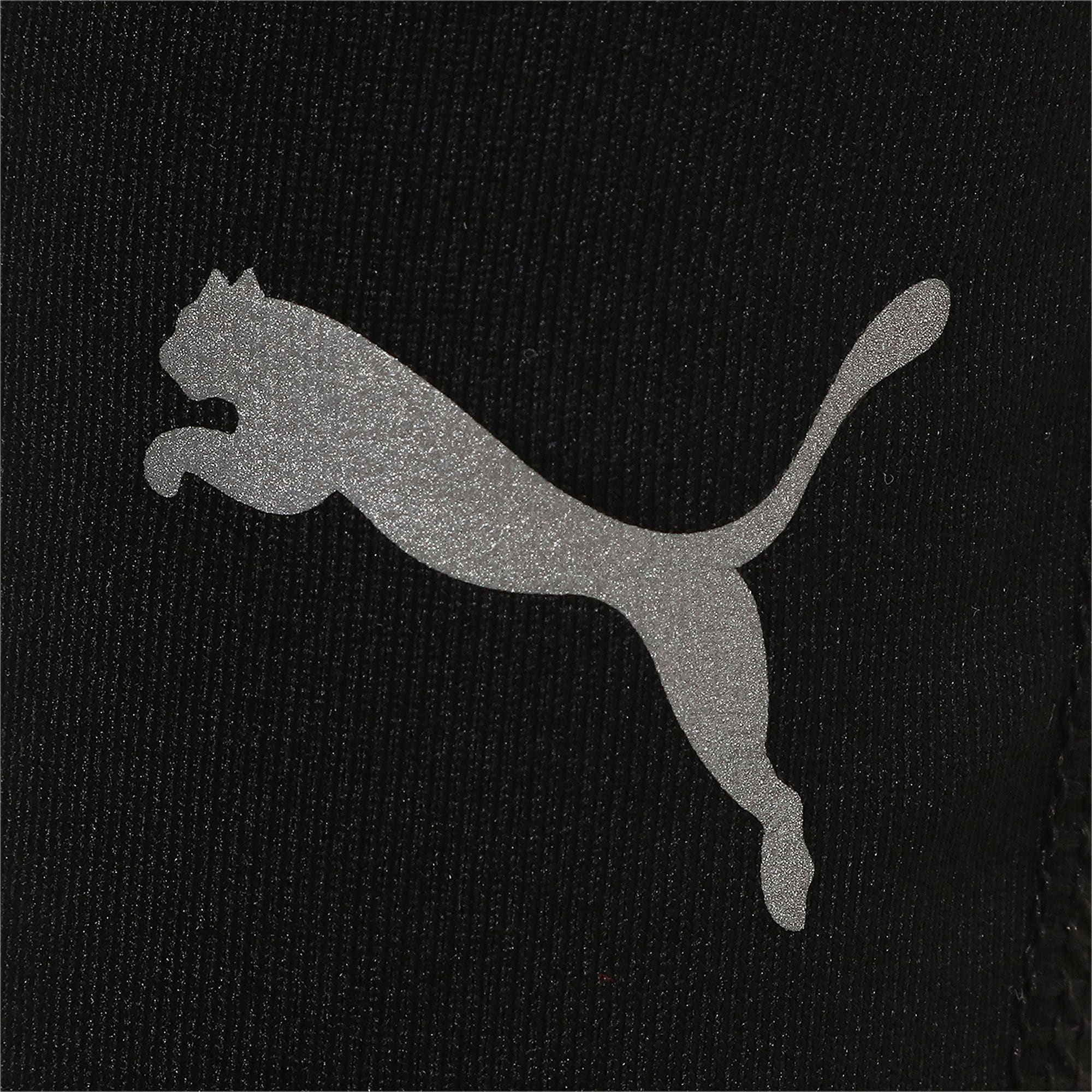 Thumbnail 4 of テック ライト ウィメンズ トレーニング ロングタイツ, Puma Black, medium-JPN