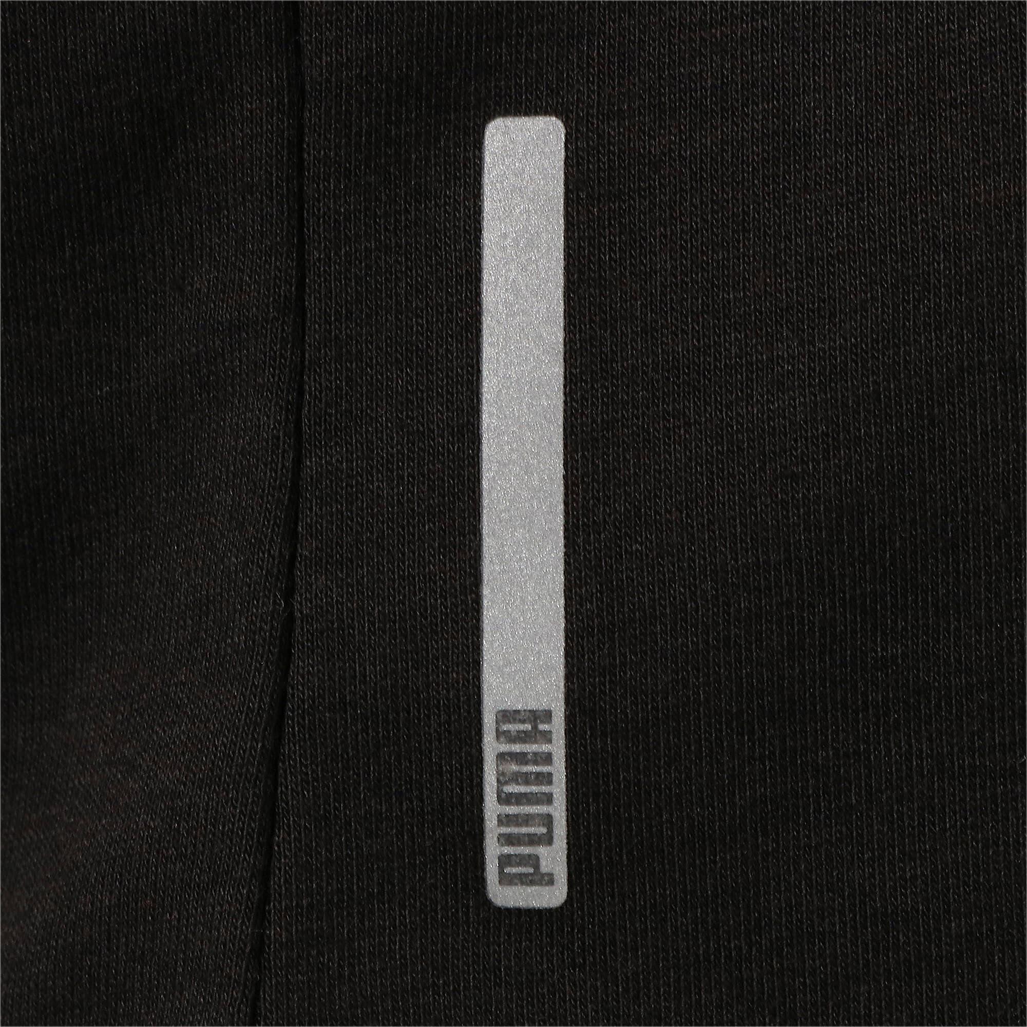Thumbnail 10 of スタジオ SS ウィメンズ トレーニング メッシュ キャット Tシャツ 半袖, Puma Black-Yellow Alert, medium-JPN