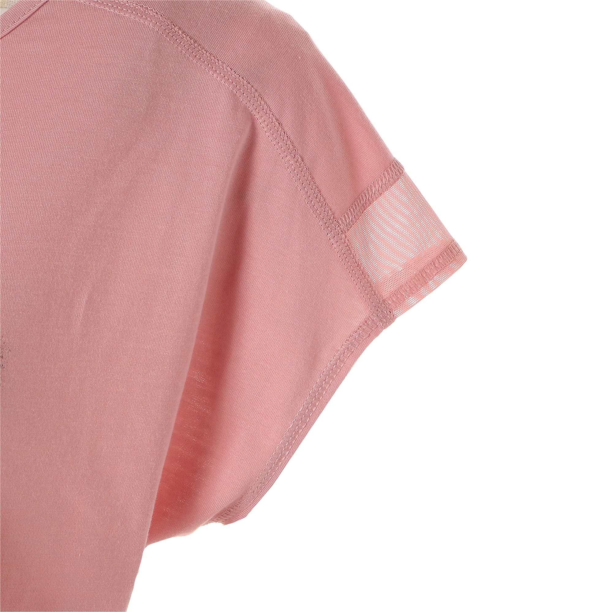 Thumbnail 8 of スタジオ SS ウィメンズ トレーニング メッシュ キャット Tシャツ 半袖, Bridal Rose, medium-JPN