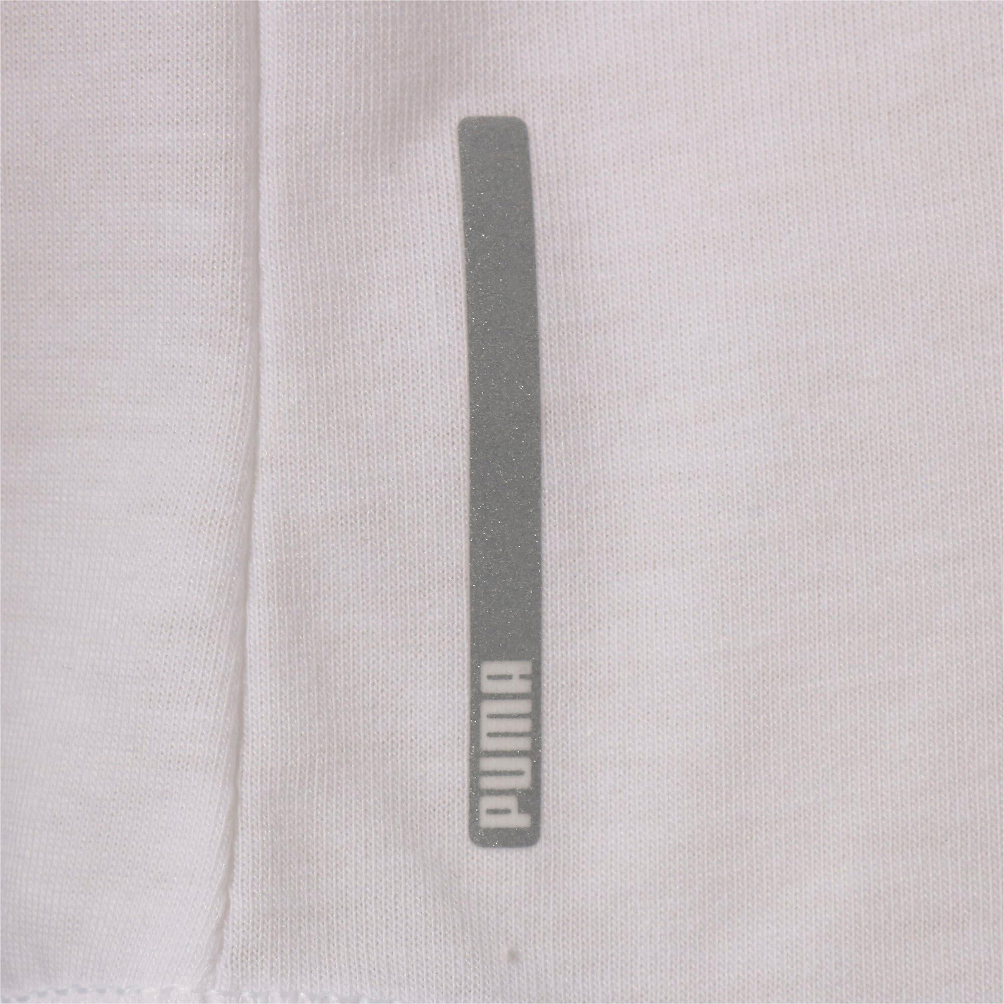 Thumbnail 10 of スタジオ SS ウィメンズ トレーニング メッシュ キャット Tシャツ 半袖, Puma White, medium-JPN