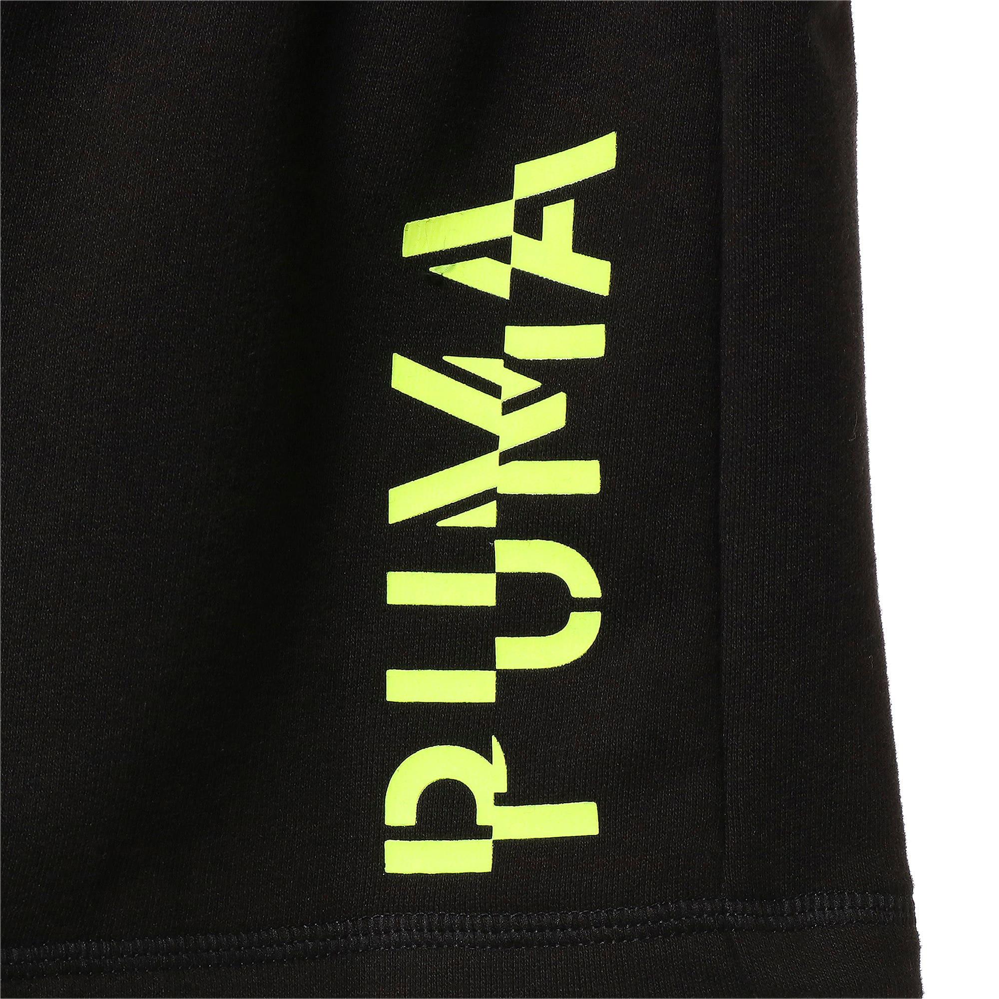 Thumbnail 11 of BE BOLD ウィメンズ トレーニング ショーツ 3インチ, PumaBlack-yellow alert'PUMA', medium-JPN