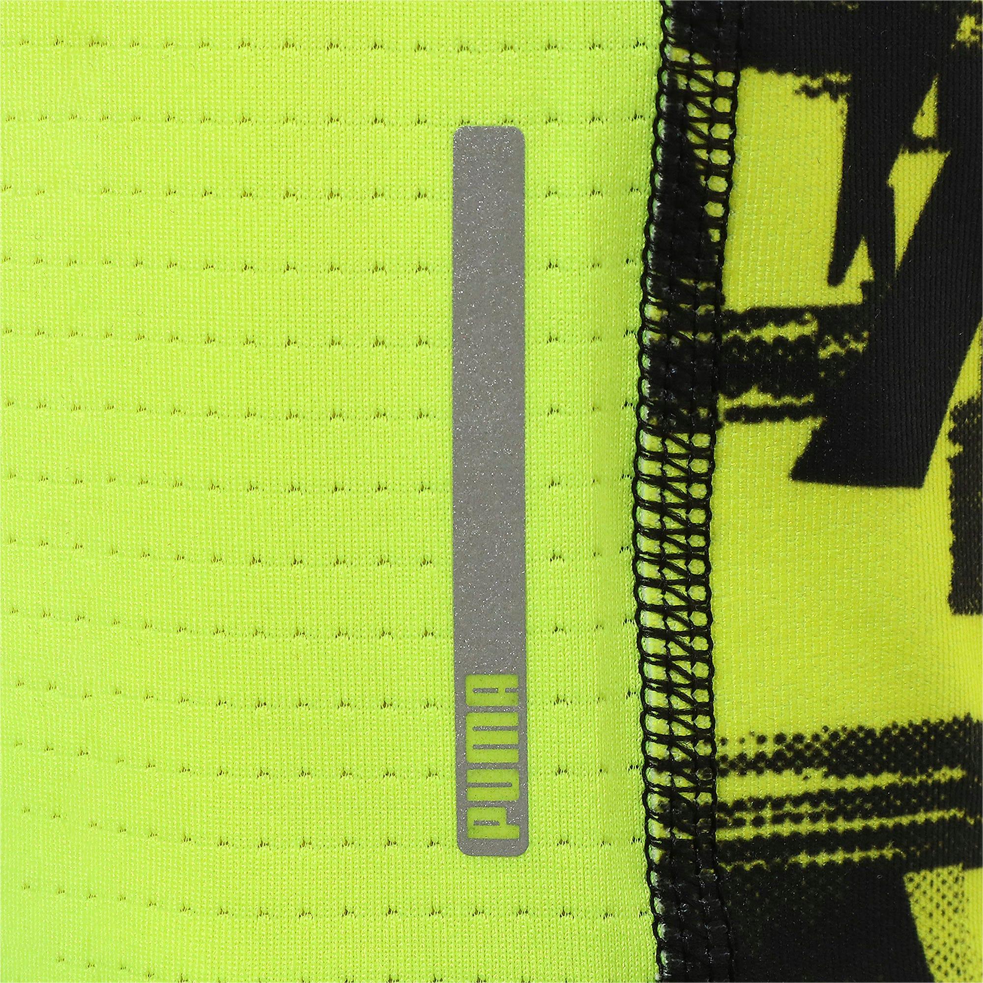 Thumbnail 7 of BE BOLD AOP ウィメンズ トレーニング 7/8 タイツ, Puma Black-Yellow Alert, medium-JPN
