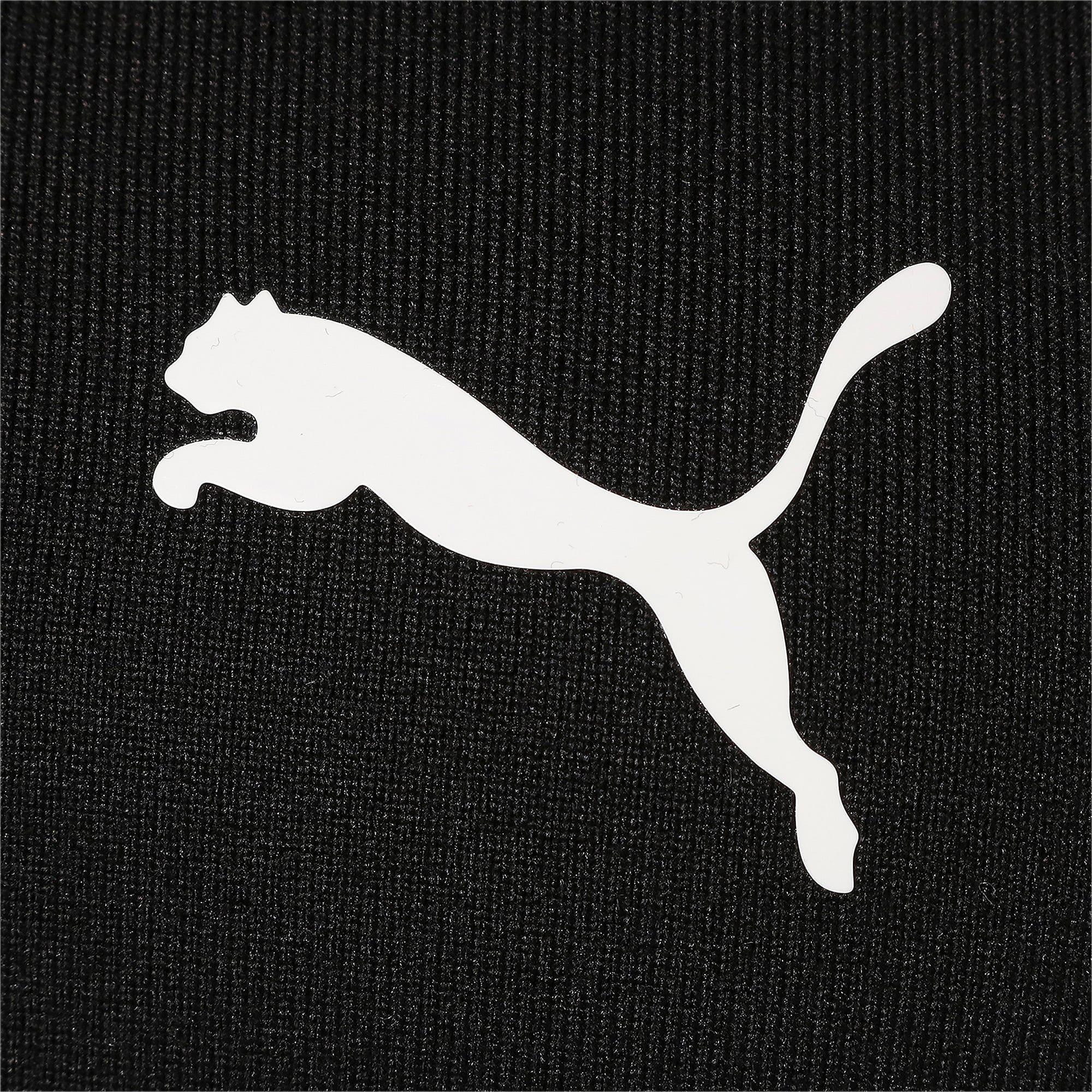 Thumbnail 7 of スタジオ SS メッシュ ウィメンズ トレーニング Tシャツ 半袖, Puma Black, medium-JPN