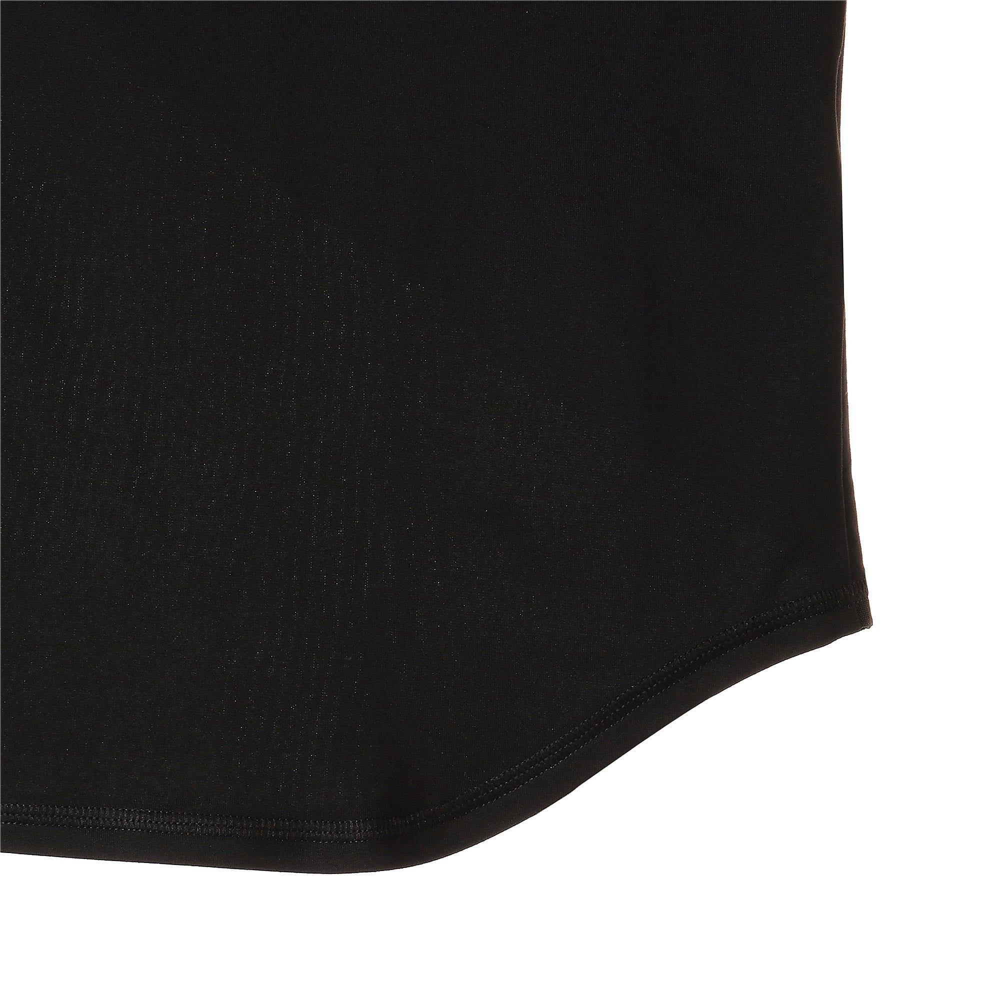 Thumbnail 9 of スタジオ SS メッシュ ウィメンズ トレーニング Tシャツ 半袖, Puma Black, medium-JPN