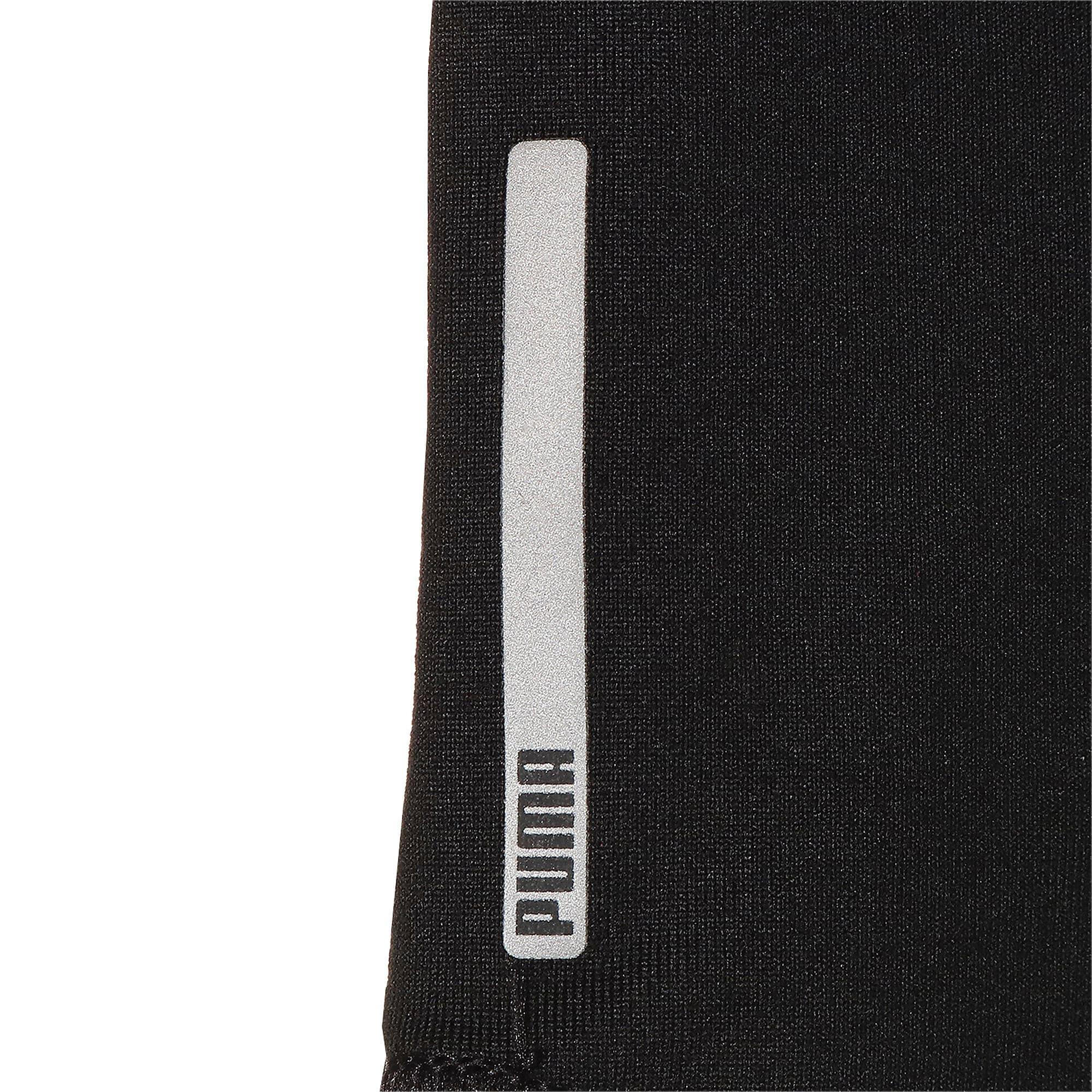 Thumbnail 10 of スタジオ SS メッシュ ウィメンズ トレーニング Tシャツ 半袖, Puma Black, medium-JPN