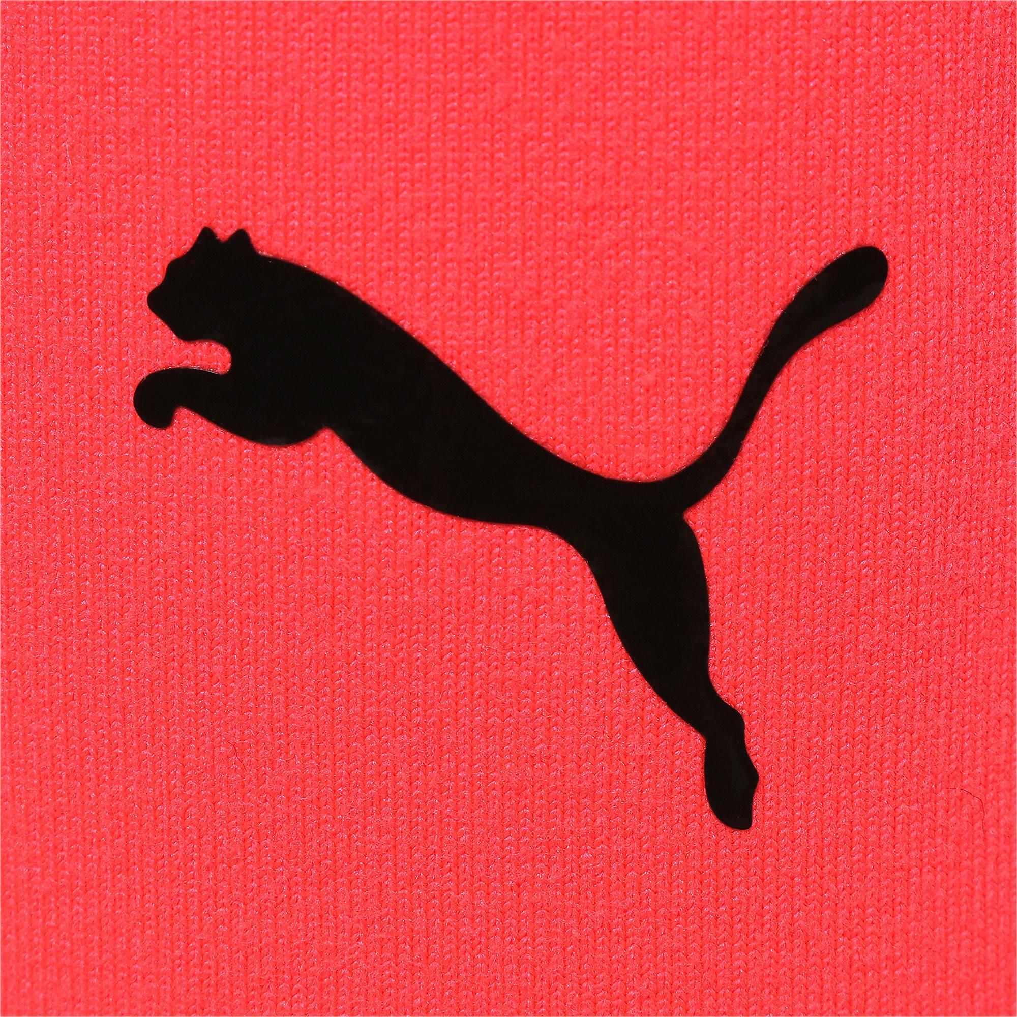 Thumbnail 7 of BE BOLD ウィメンズ トレーニング ロゴ 7/8タイツ, Puma Black-Pink Alert, medium-JPN