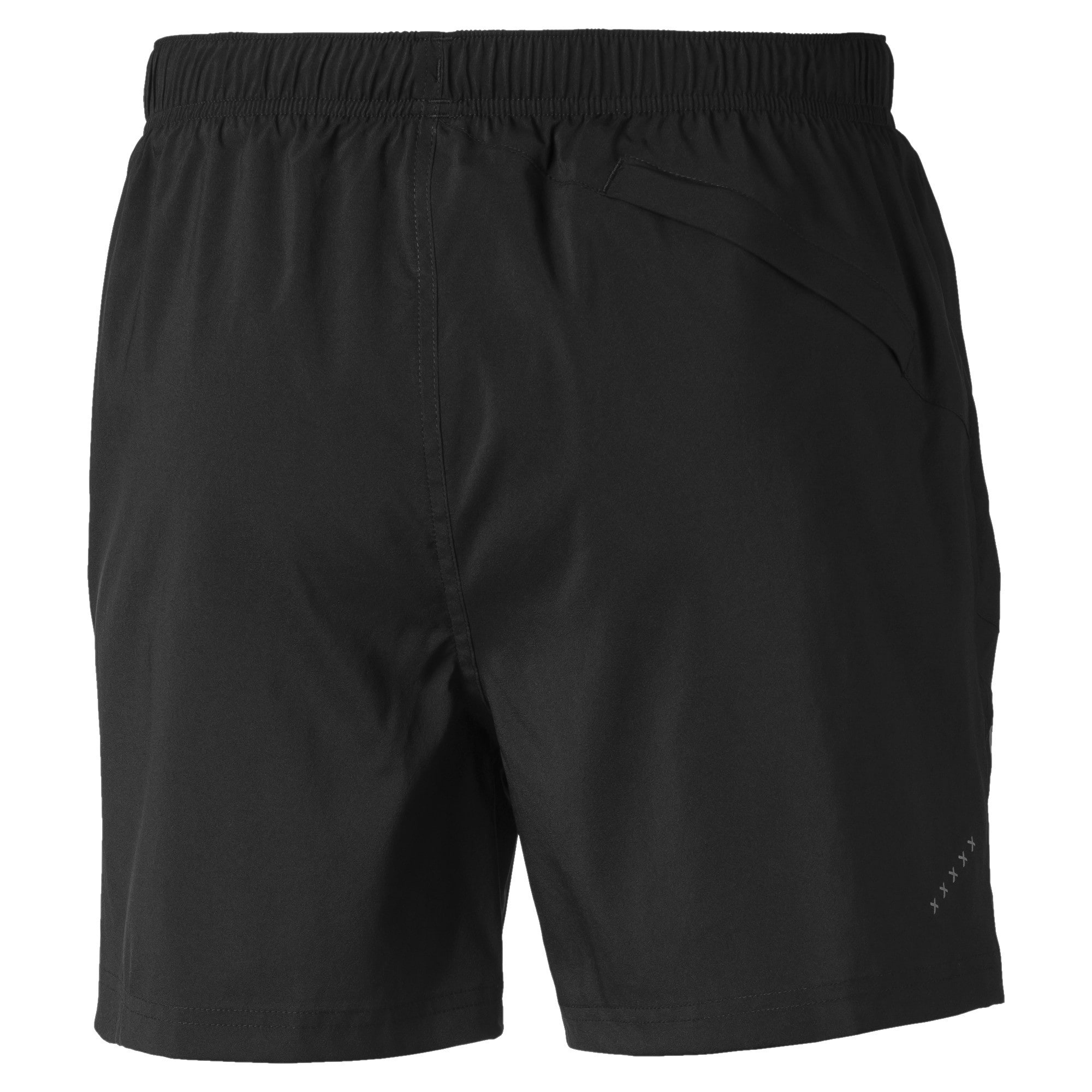 Thumbnail 4 of IGNITE Running Shorts, Puma Black, medium-IND