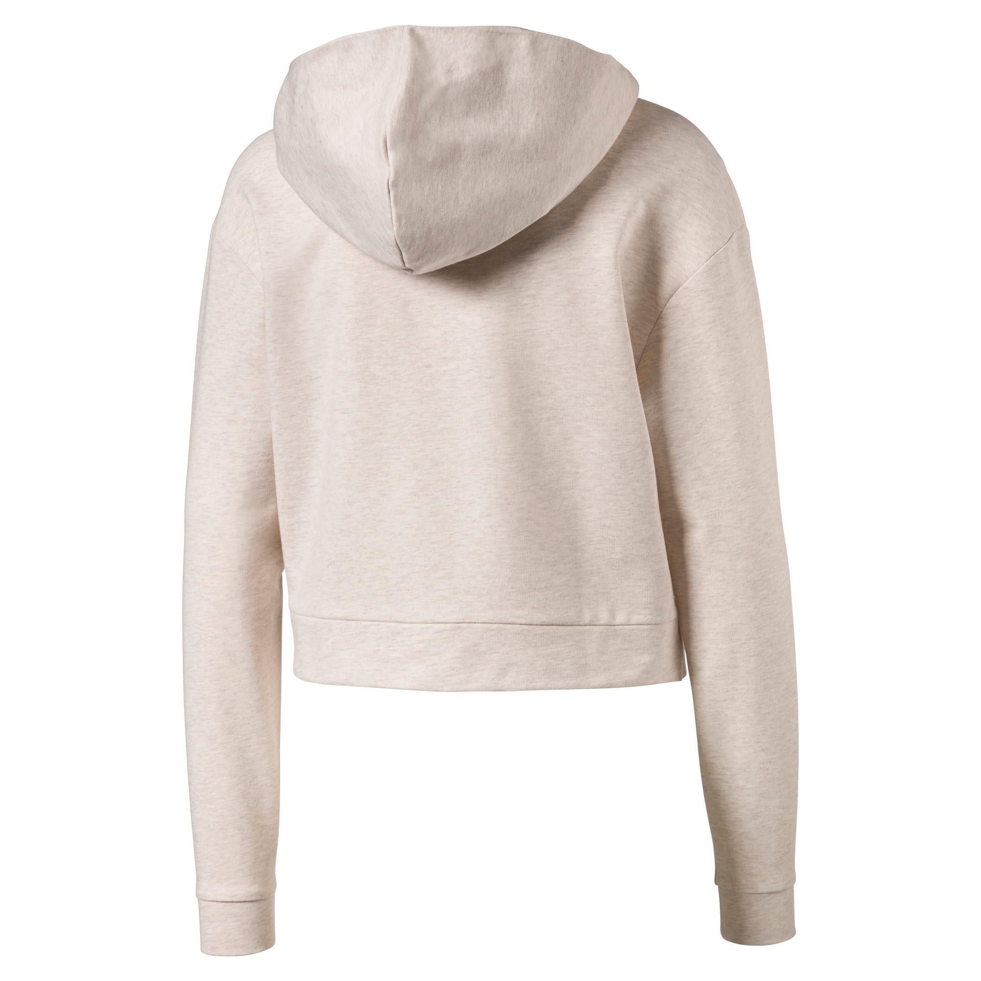 Thumbnail 2 of Draypey hoodie voor dames, Oatmeal, medium