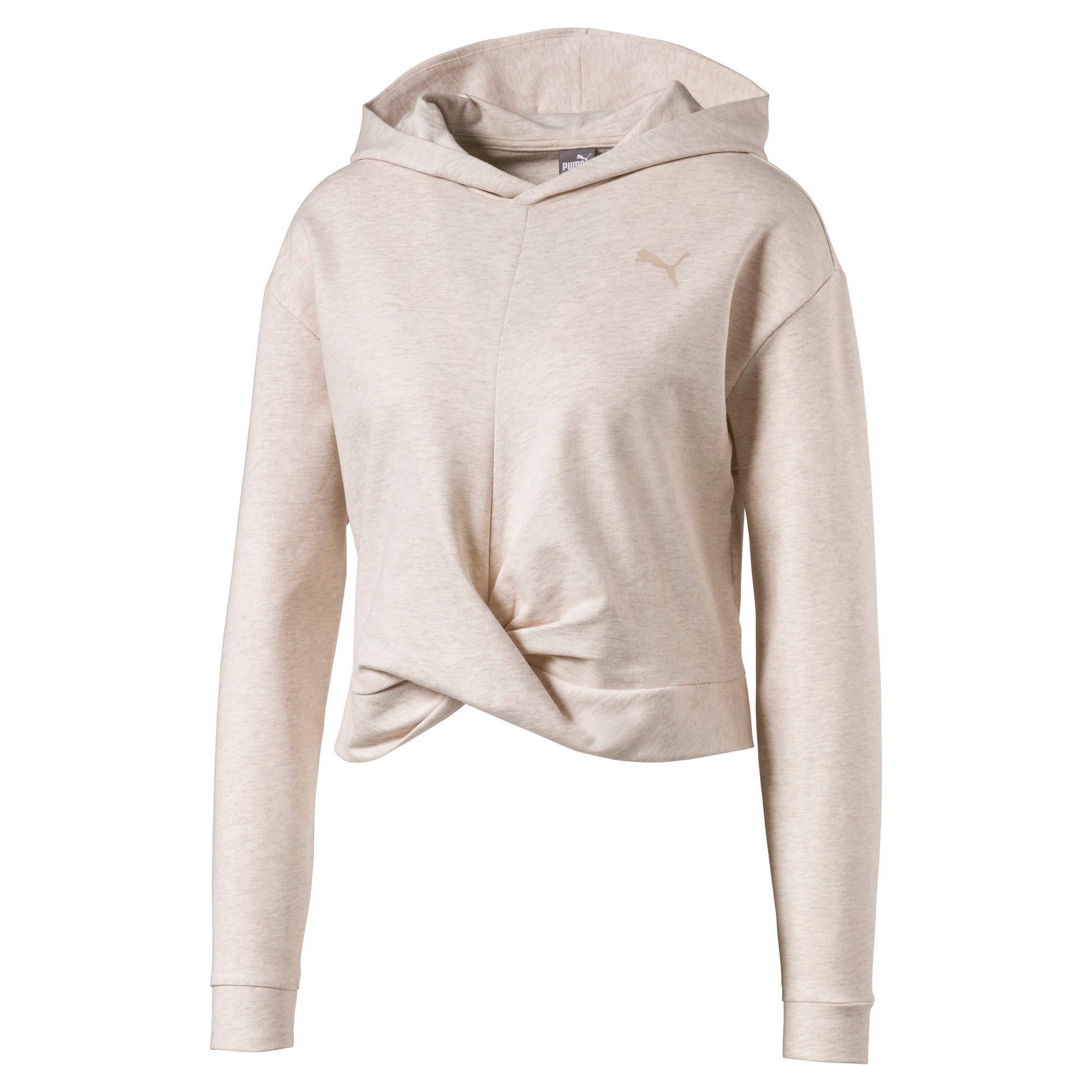Thumbnail 1 of Draypey hoodie voor dames, Oatmeal, medium