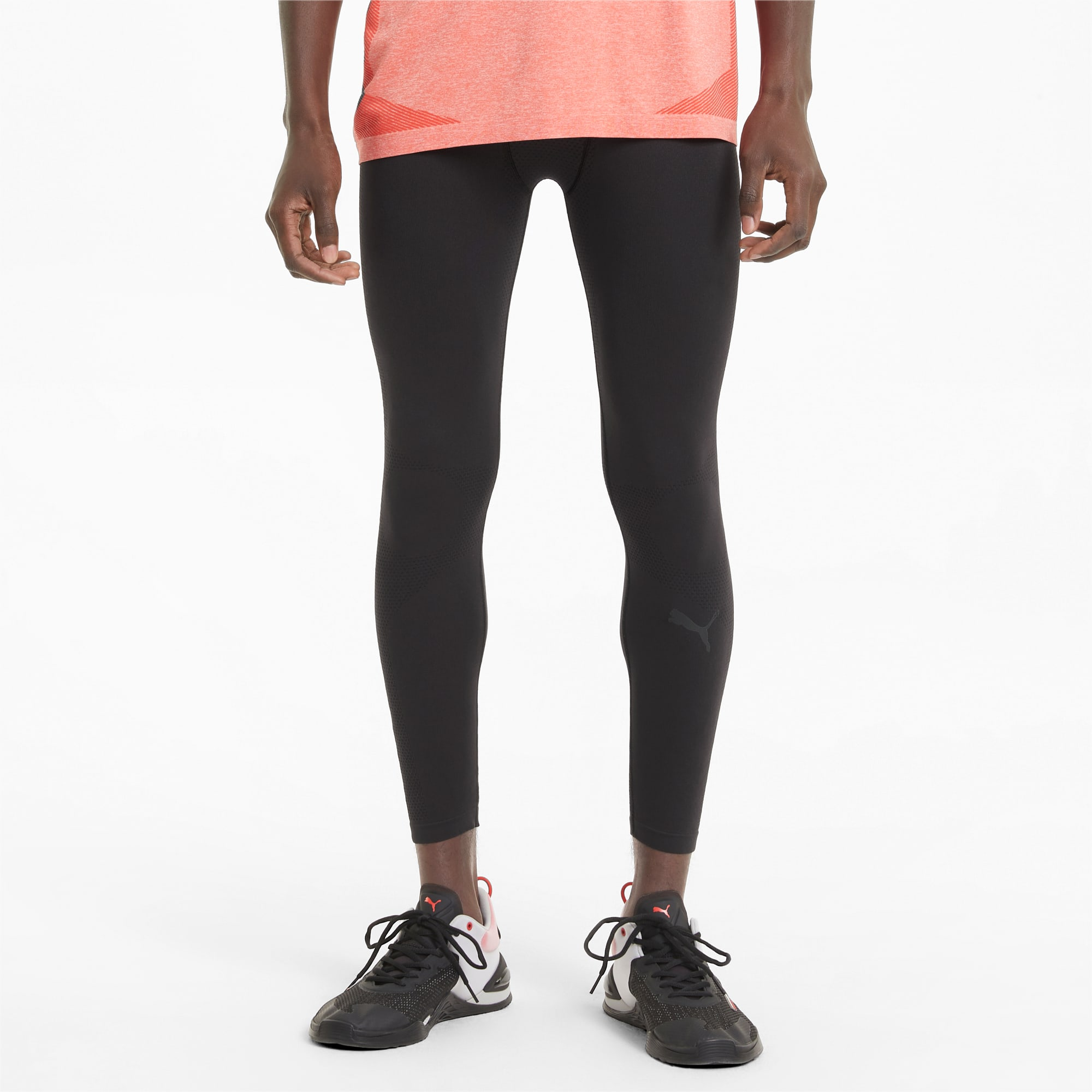 Seamless Bodywear Men's Long Training Tights
