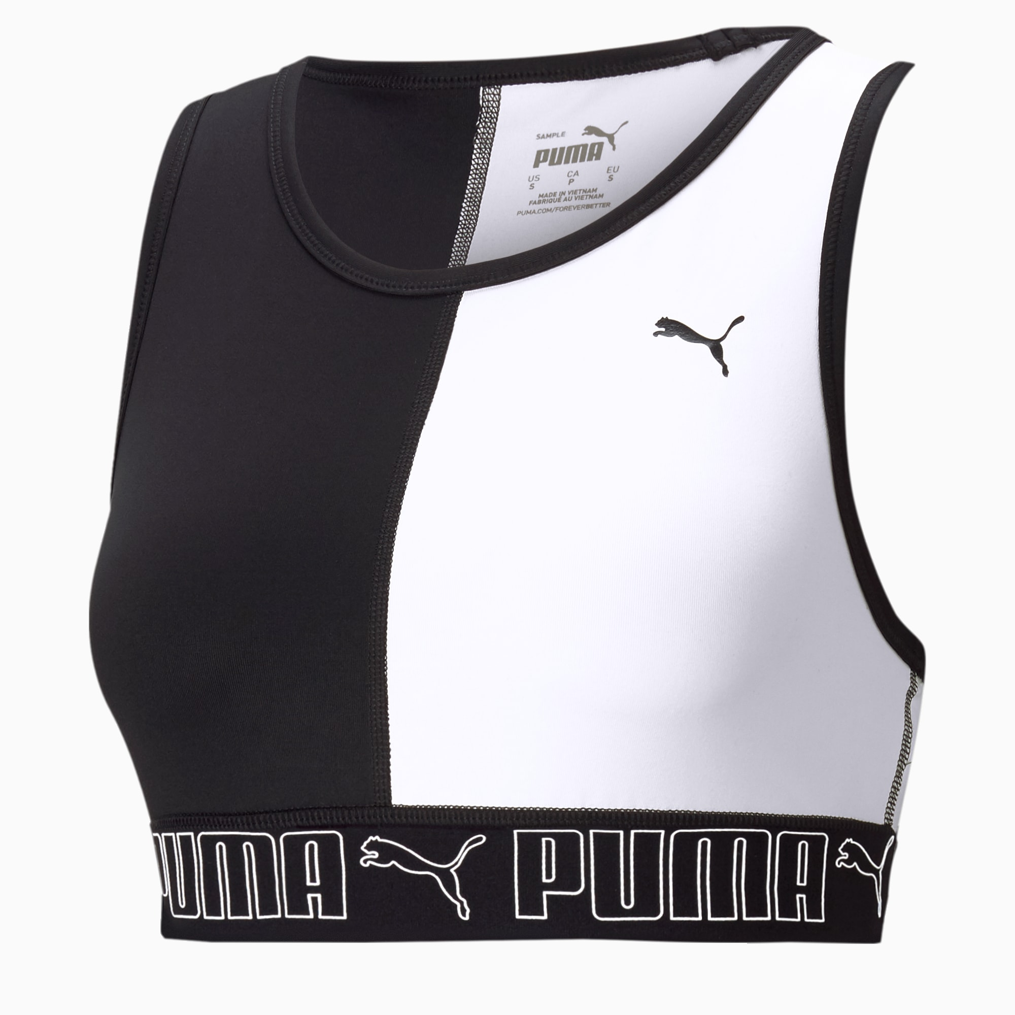 PUMA Women's Training Crop Top