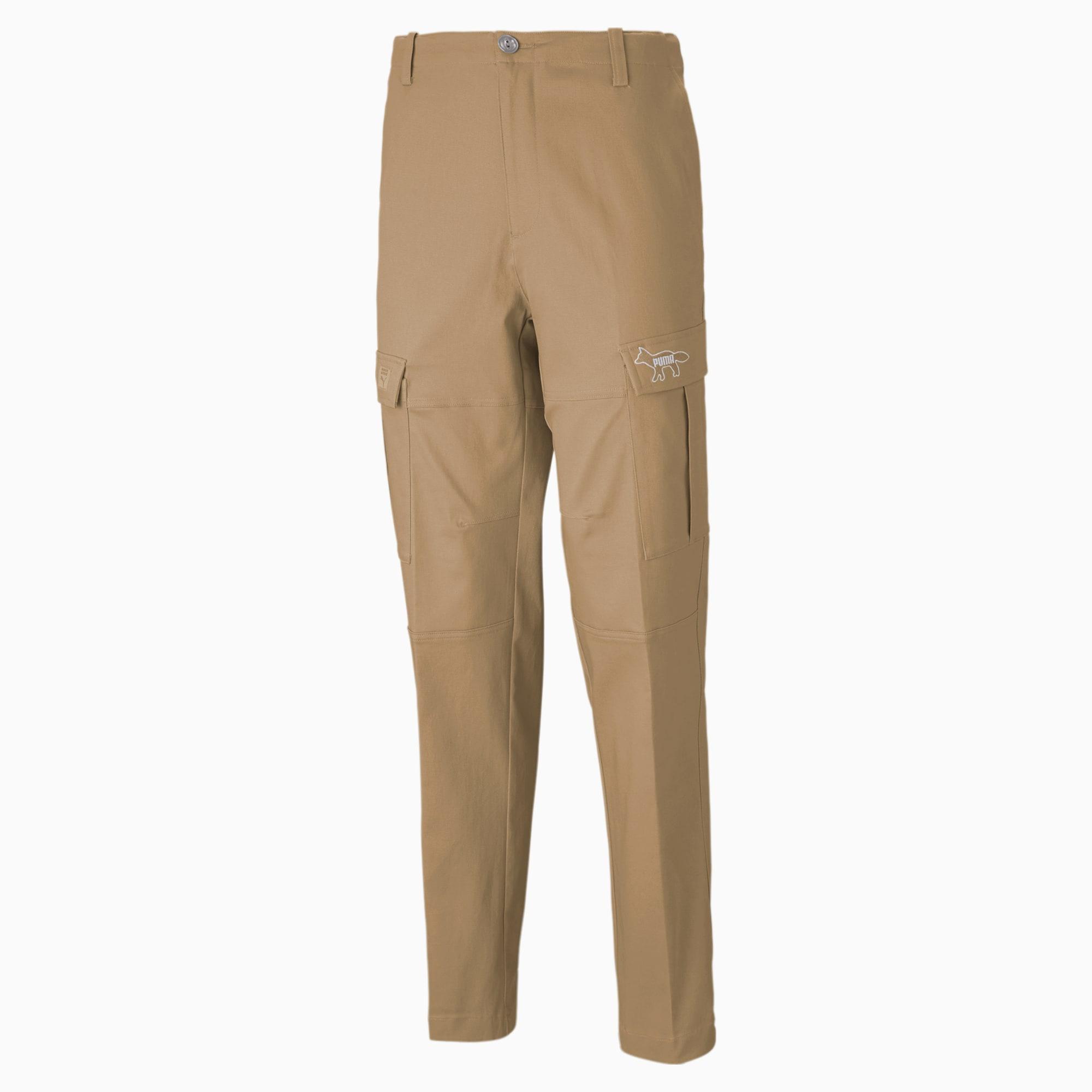 PUMA x MAISON KITSUNÉ Men's Cargo Pants