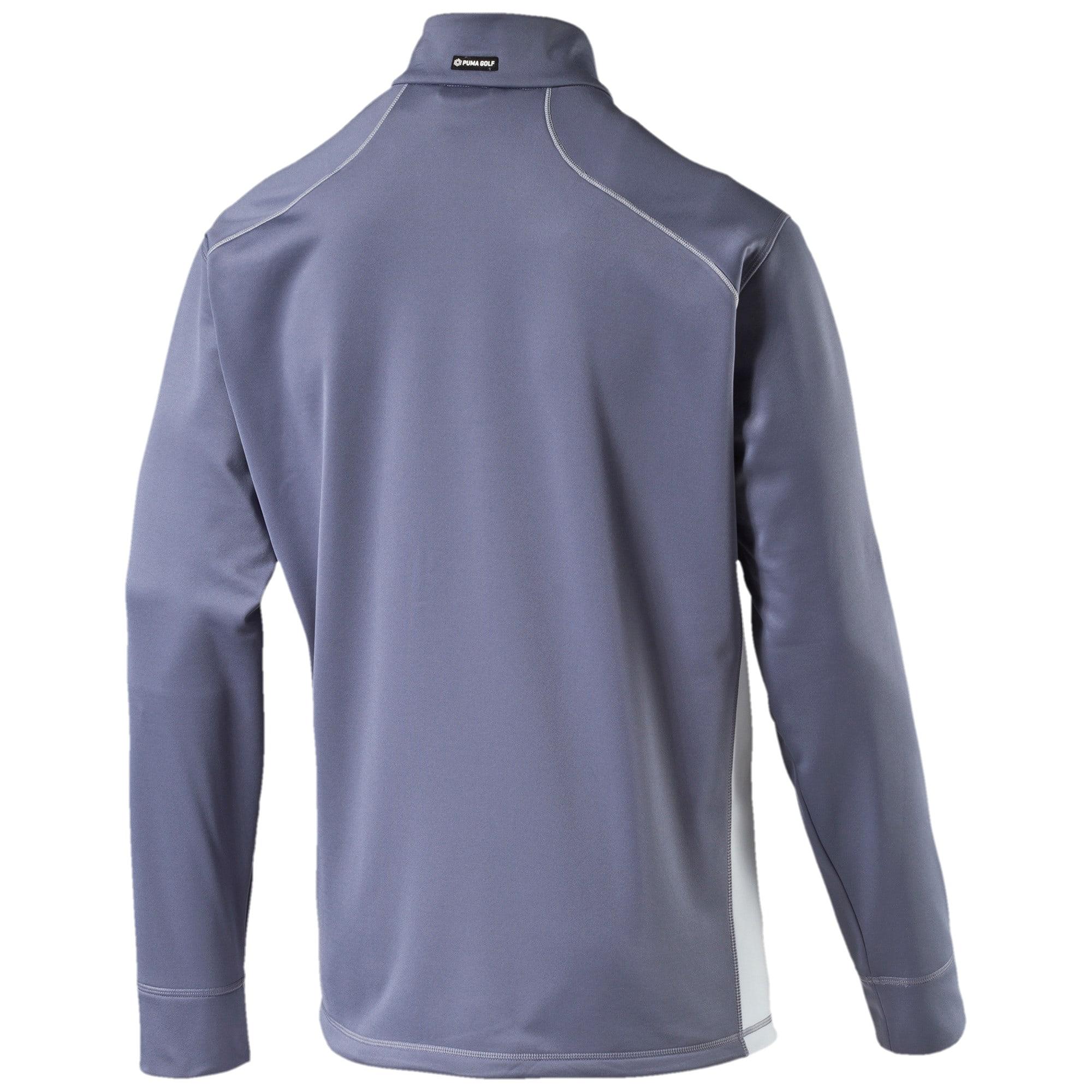 Thumbnail 2 of Golf Essential Sweater, folkstone gray-gray dawn, medium-IND