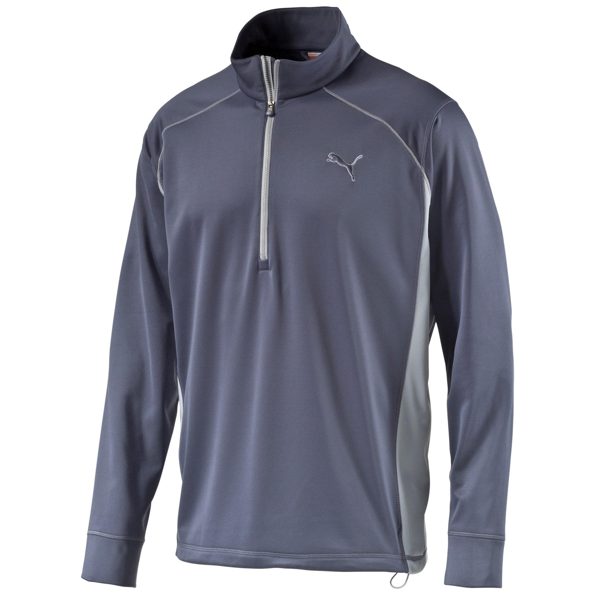 Thumbnail 1 of Golf Essential Sweater, folkstone gray-gray dawn, medium-IND