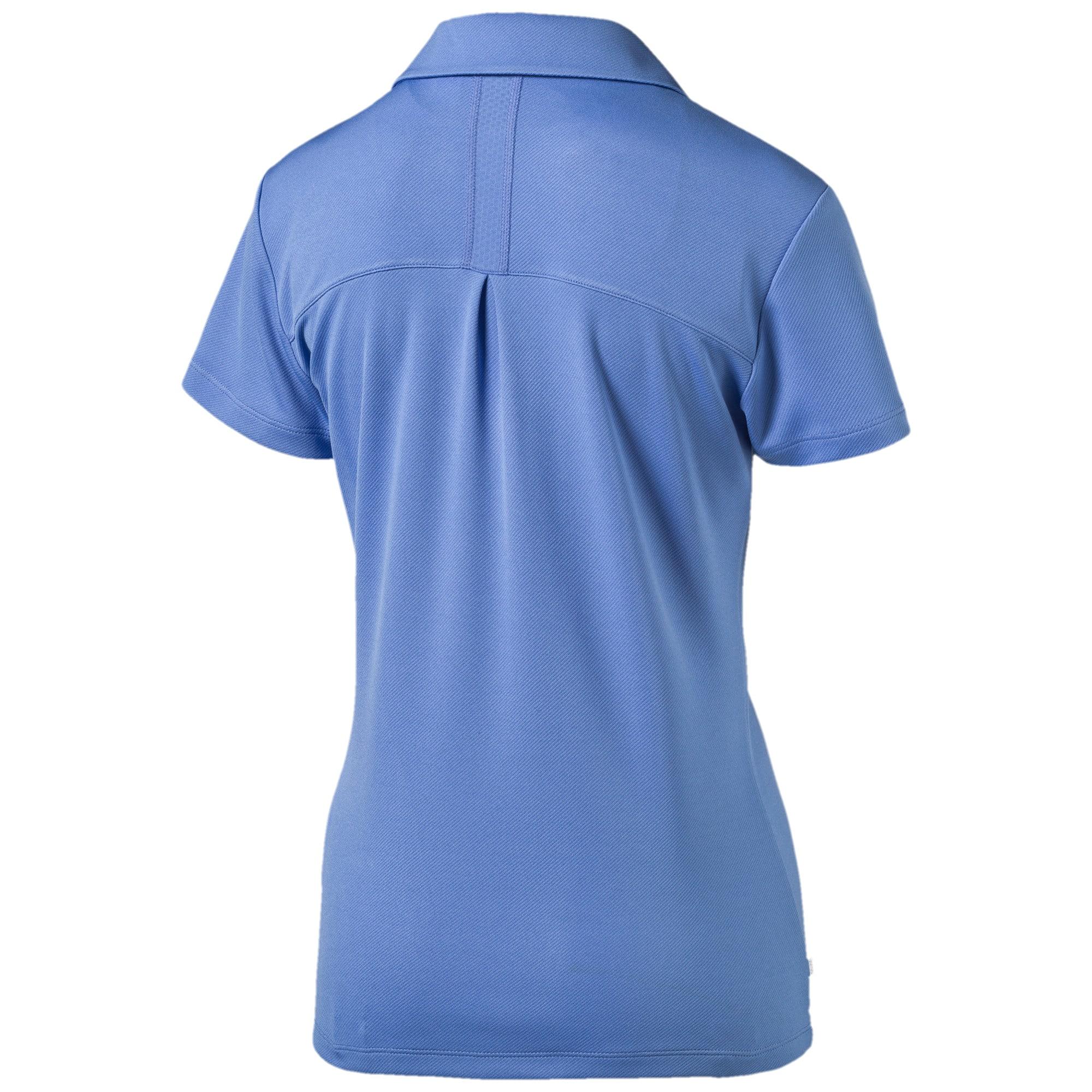 Thumbnail 2 of Golf Tech Polo, ultramarine, medium-IND