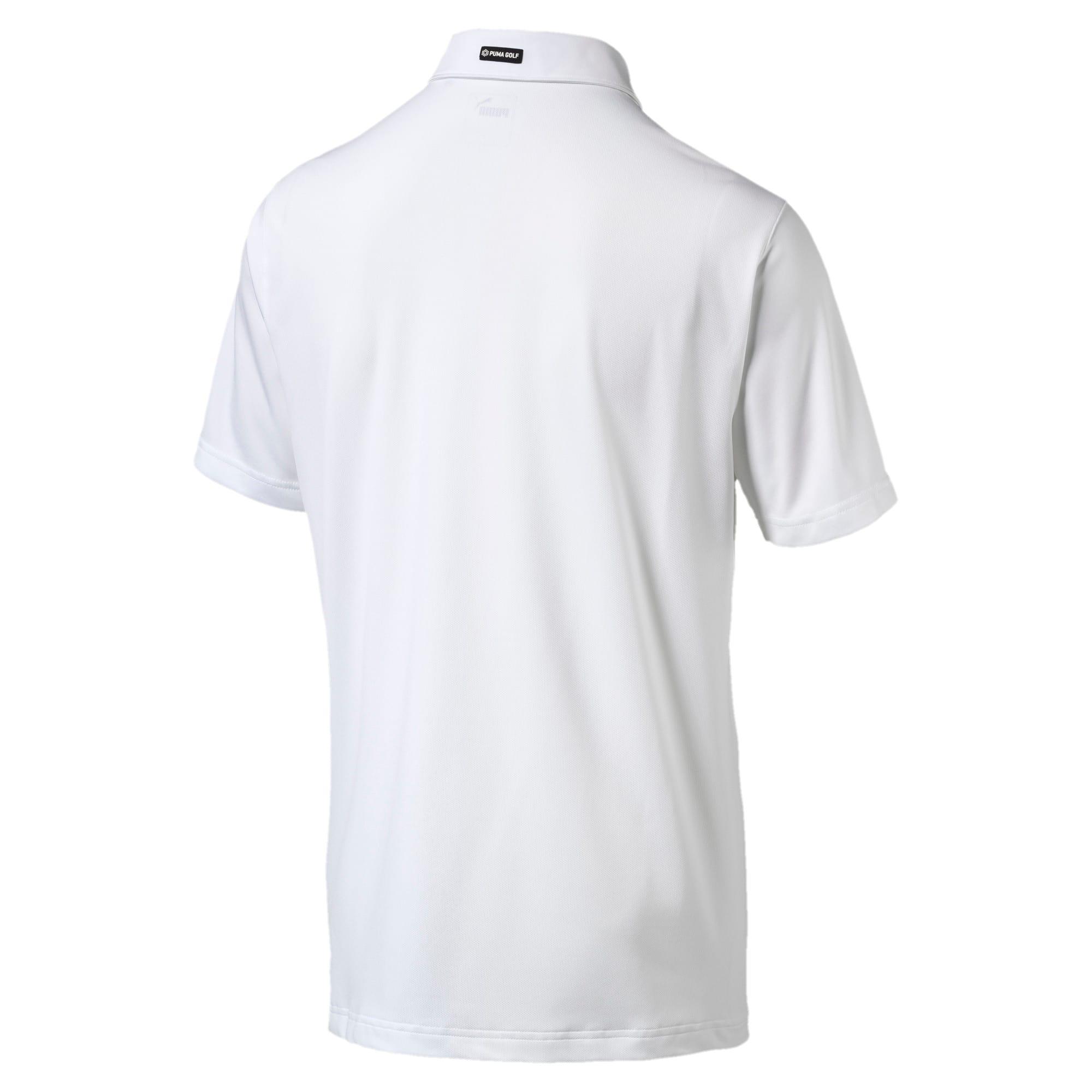 Thumbnail 2 of Golf Pounce Polo, bright white, medium-IND
