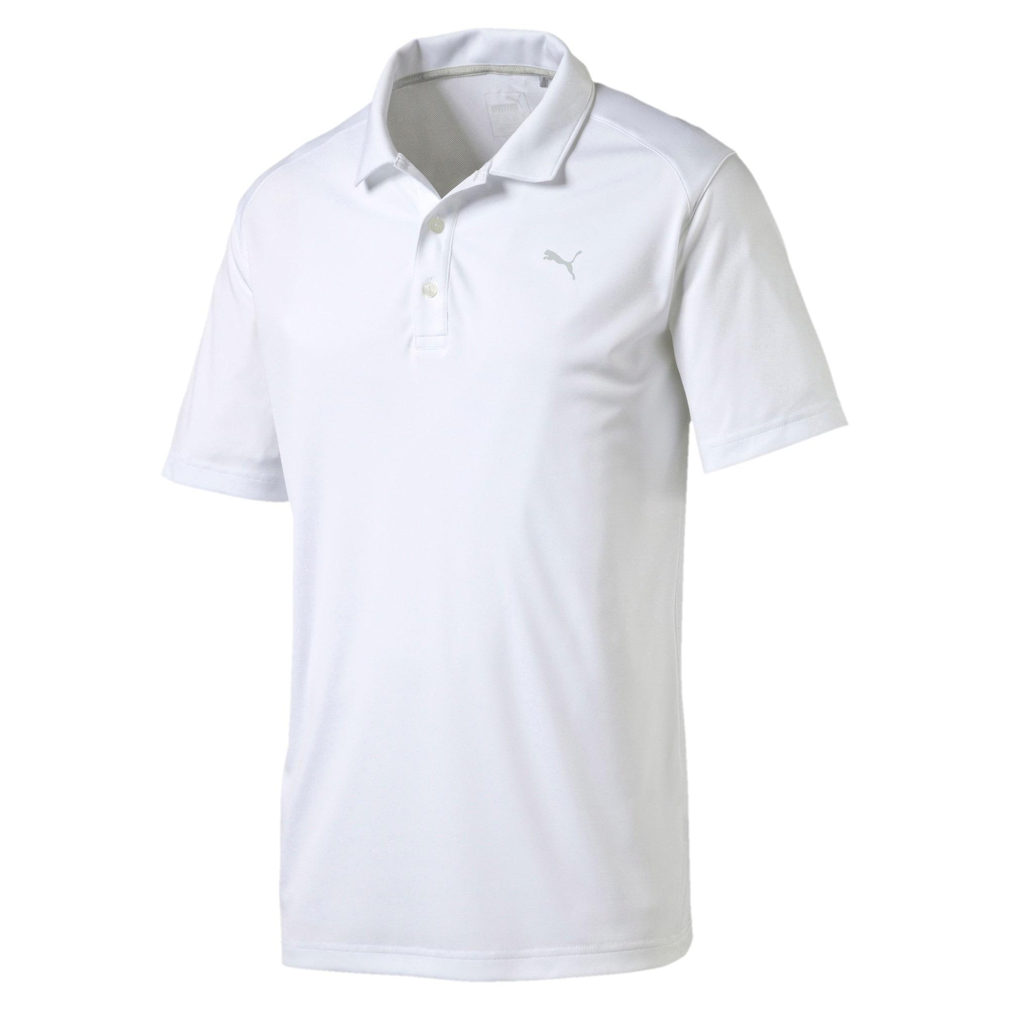 Thumbnail 1 of Golf Pounce Polo, bright white, medium-IND