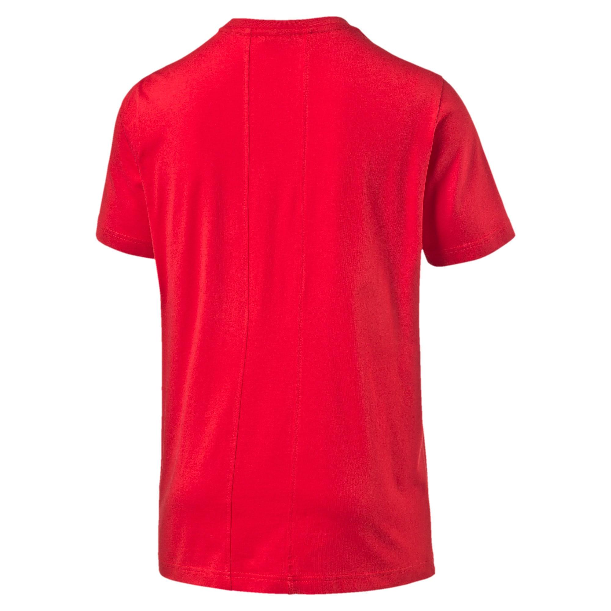 Thumbnail 5 of Ferrari Graphic T-Shirt, rosso corsa, medium-IND