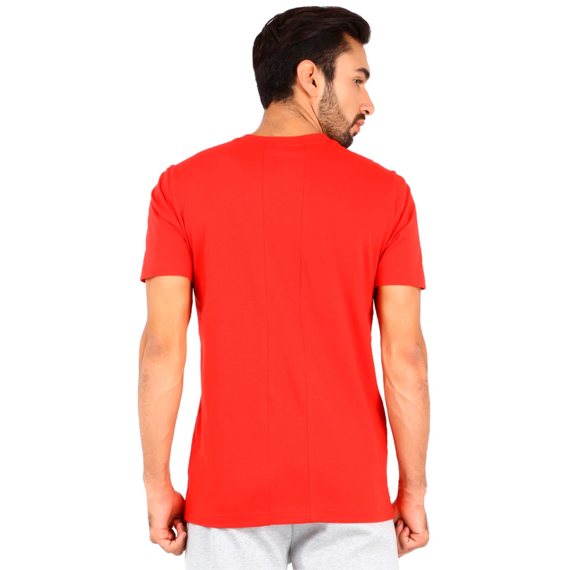 Thumbnail 2 of Ferrari Graphic T-Shirt, rosso corsa, medium-IND