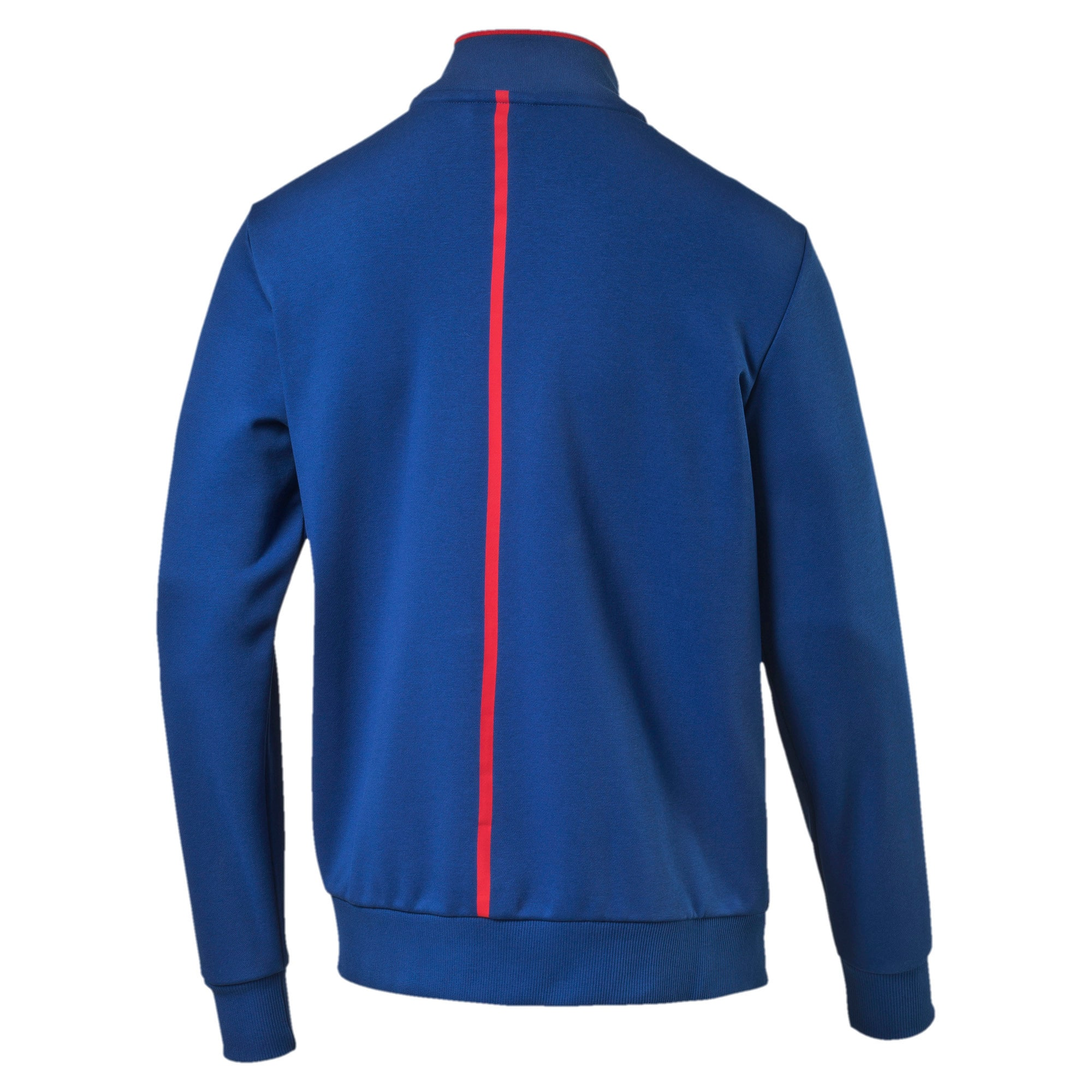 Thumbnail 4 of Ferrari Men's Sweat Jacket, Limoges, medium-IND