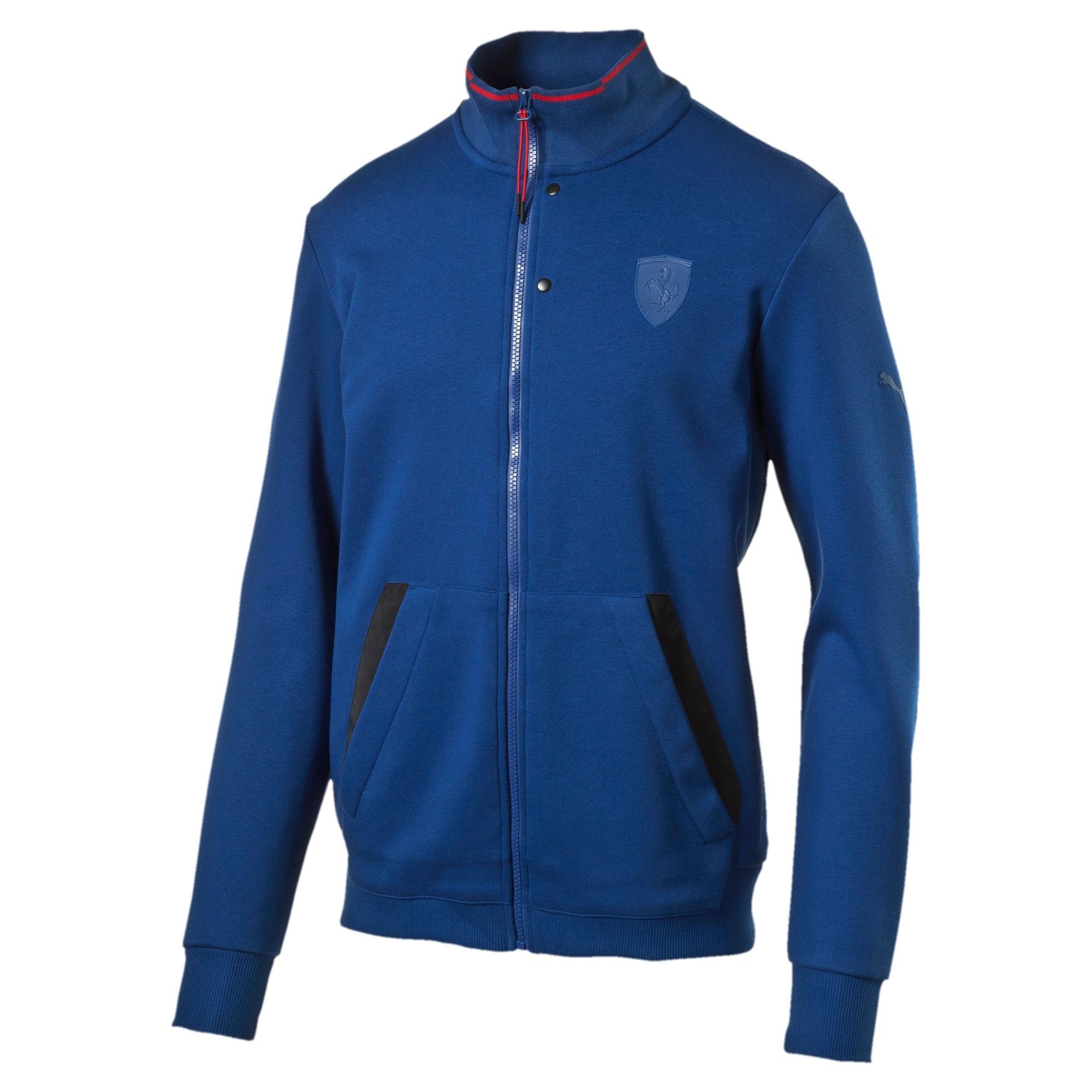 Thumbnail 1 of Ferrari Men's Sweat Jacket, Limoges, medium-IND