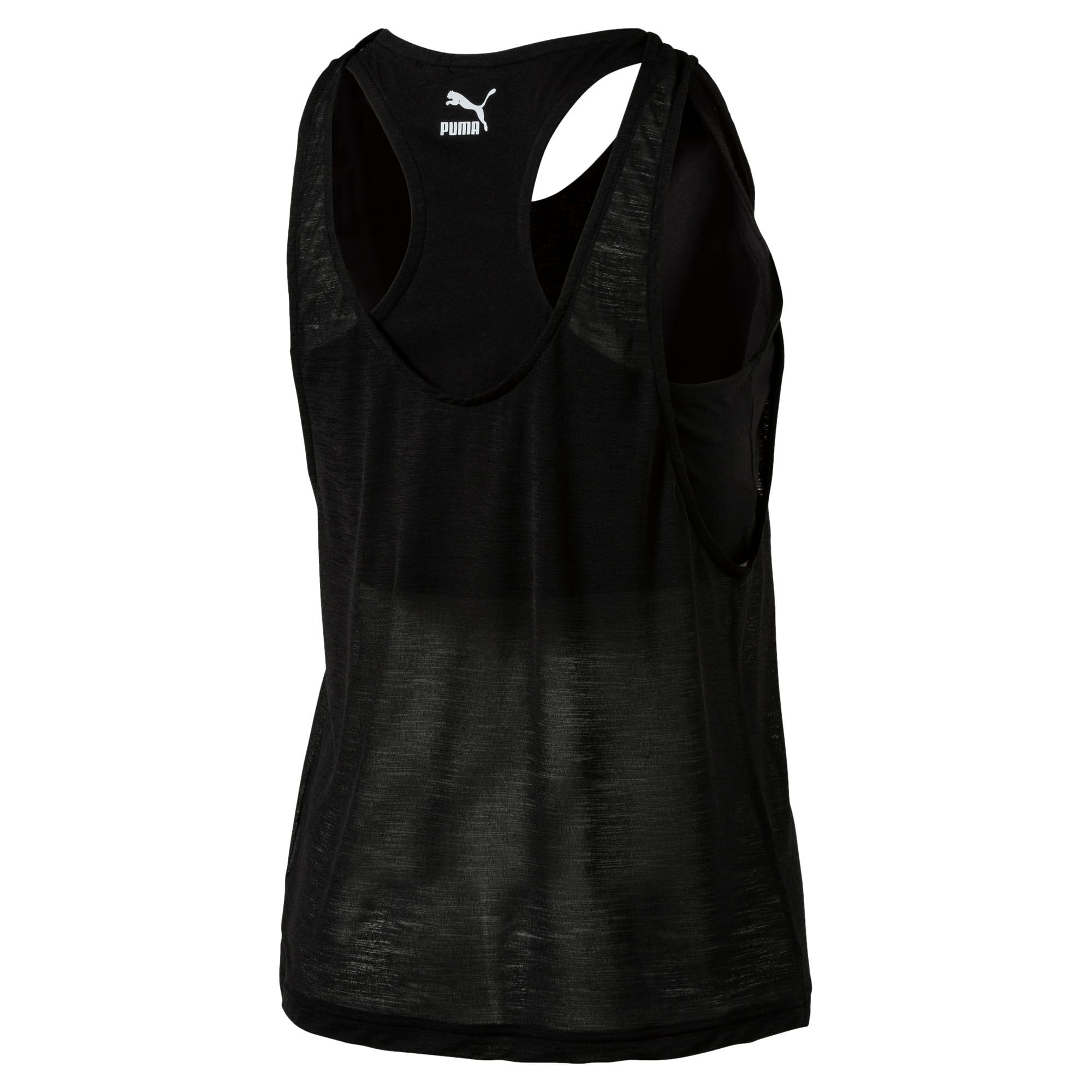 Thumbnail 3 of Archive Women's Overlay Tank Top, Puma Black, medium-IND