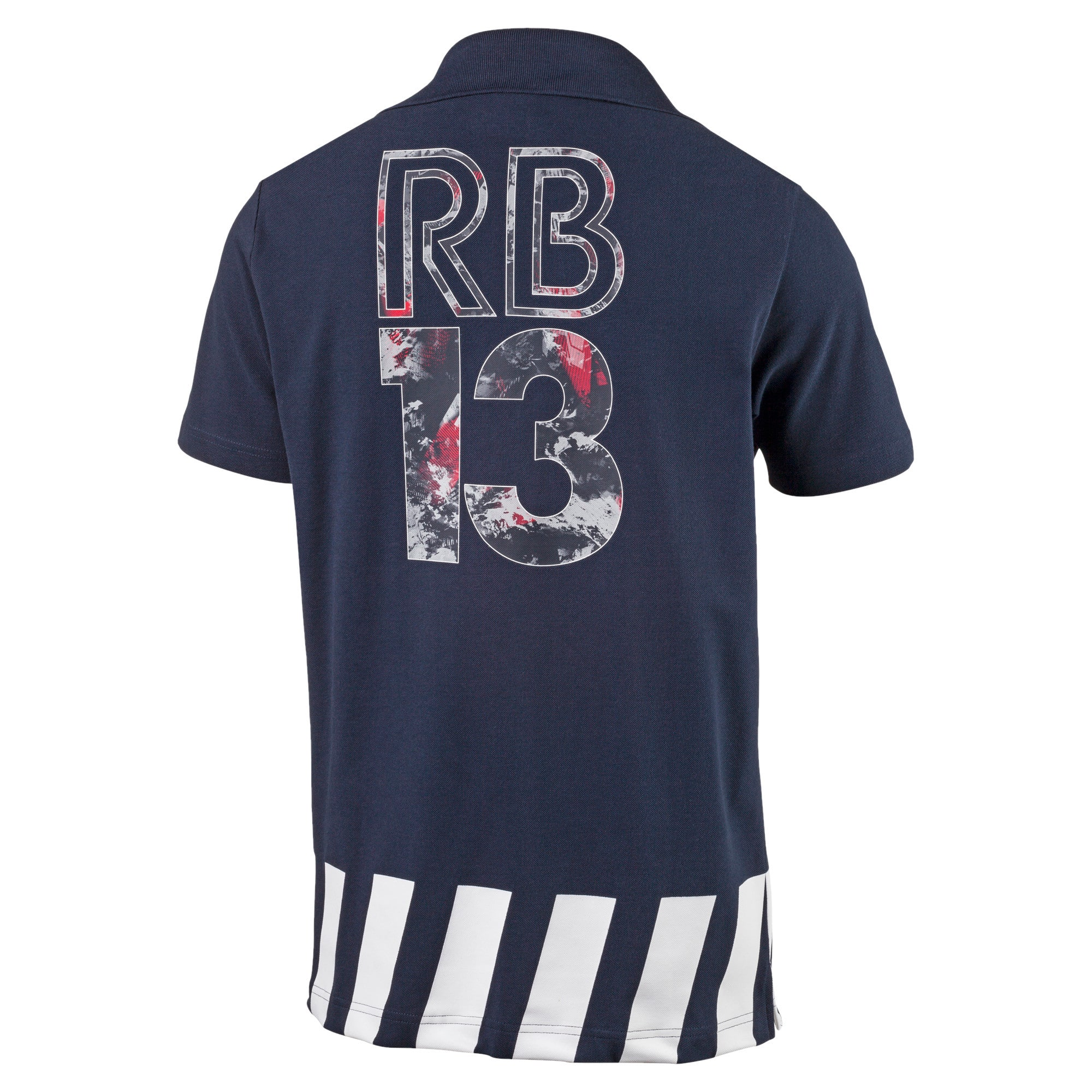 Thumbnail 5 of Red Bull Racing Men's Polo, Total Eclipse, medium-IND