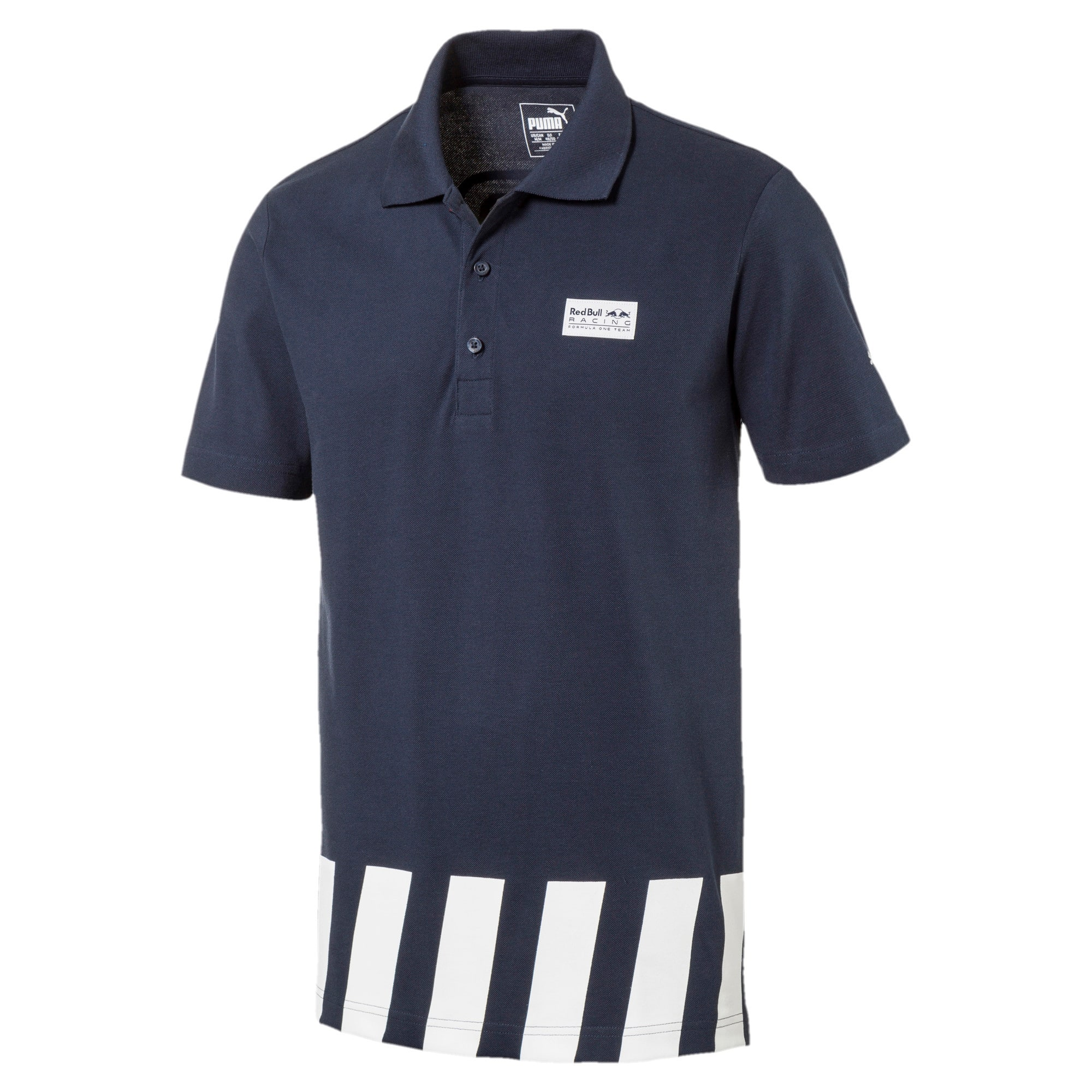 Thumbnail 1 of Red Bull Racing Men's Polo, Total Eclipse, medium-IND