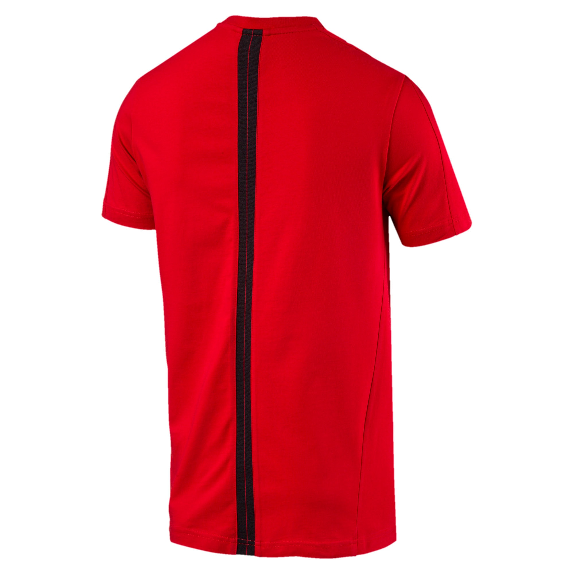 Thumbnail 5 of Ferrari Men's Big Shield T-Shirt, Rosso Corsa, medium-IND