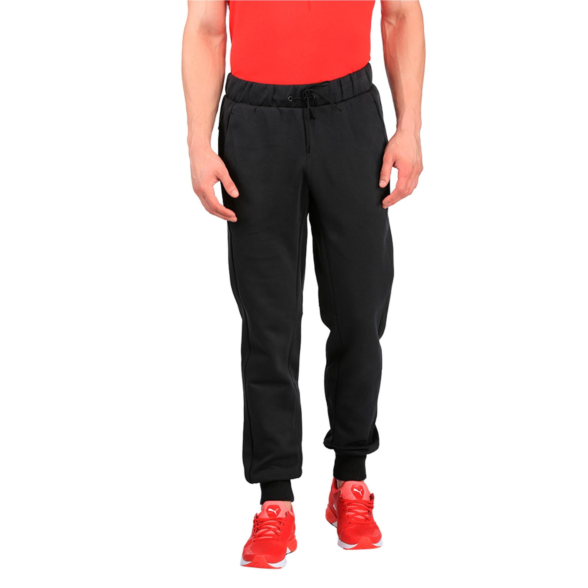 Thumbnail 1 of Ferrari Men's Sweatpants, Moonless Night, medium-IND