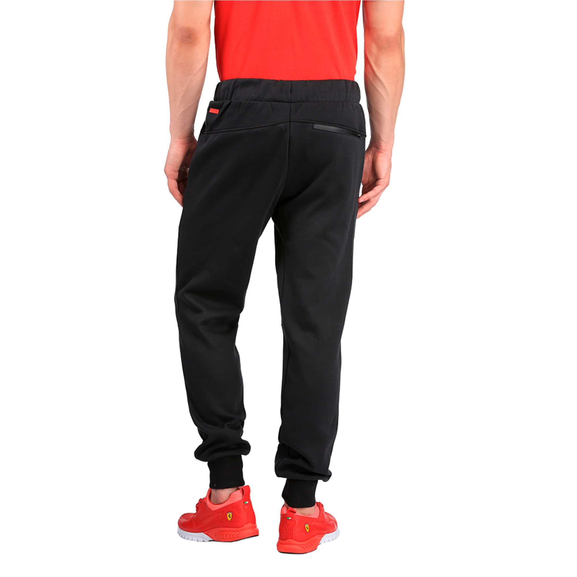 Thumbnail 2 of Ferrari Men's Sweatpants, Moonless Night, medium-IND