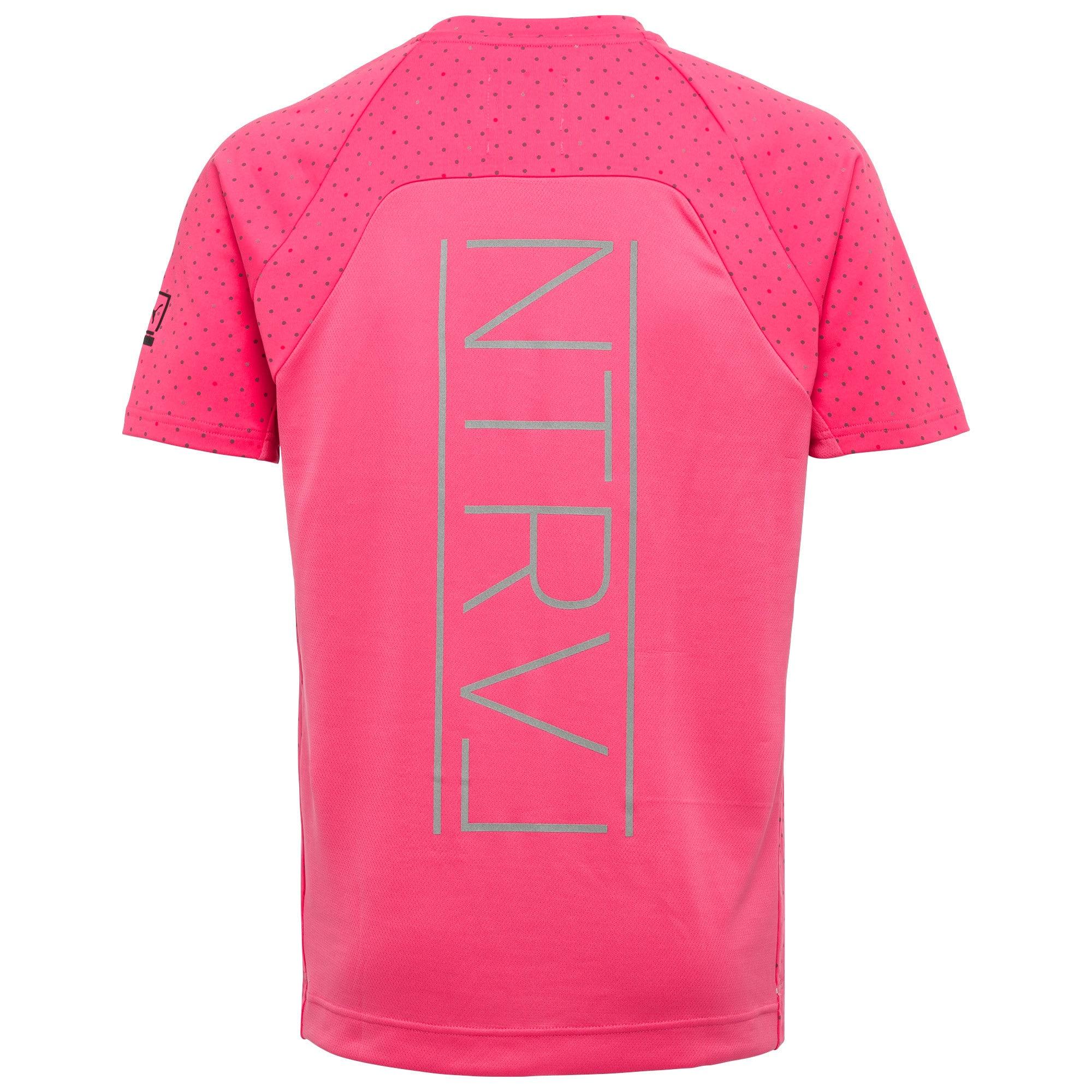 Thumbnail 2 of PUMA x STAPLE T-Shirt, Paradise Pink, medium-IND