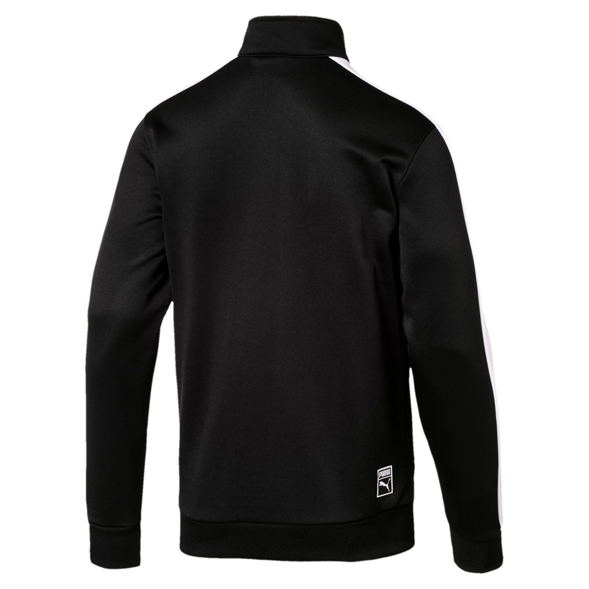 Thumbnail 5 of Archive Men's T7 Track Jacket, Puma Black, medium-IND