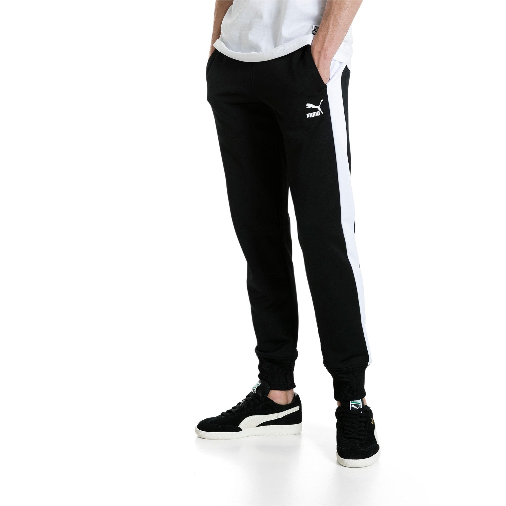 Thumbnail 1 of Archive Men's T7 Track Pants, Puma Black, medium-IND