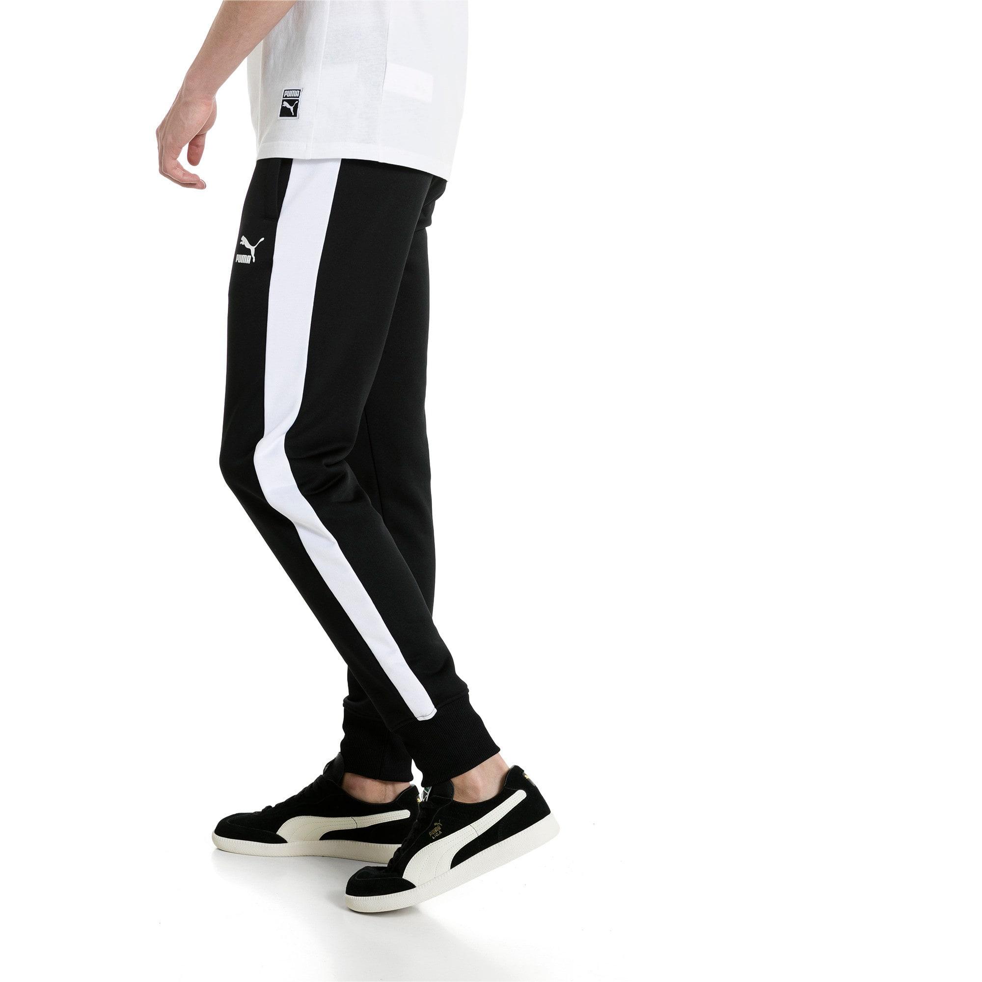 Thumbnail 2 of Archive Men's T7 Track Pants, Puma Black, medium-IND