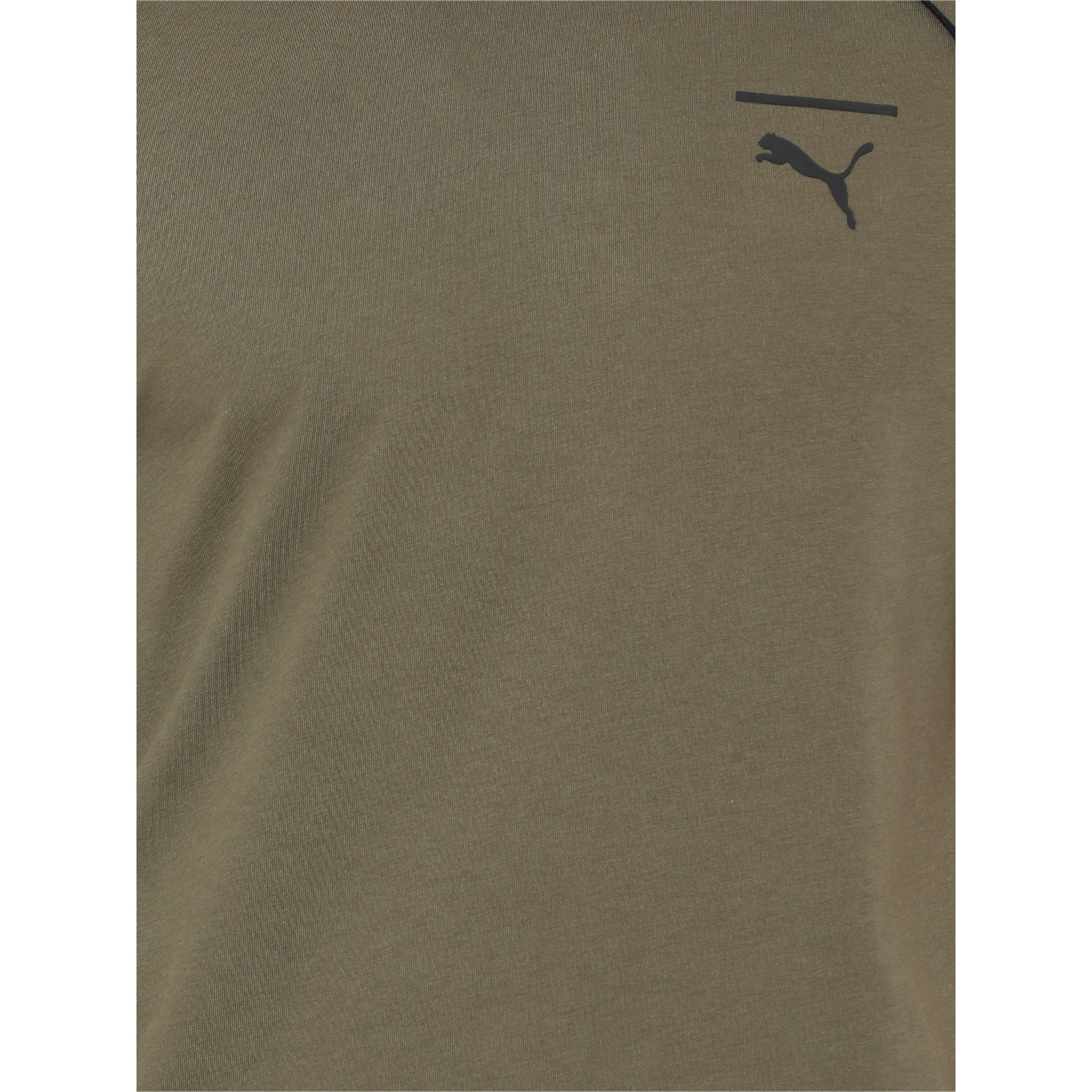 Thumbnail 3 of Evolution Men's Core T-Shirt, Olive Night, medium-IND