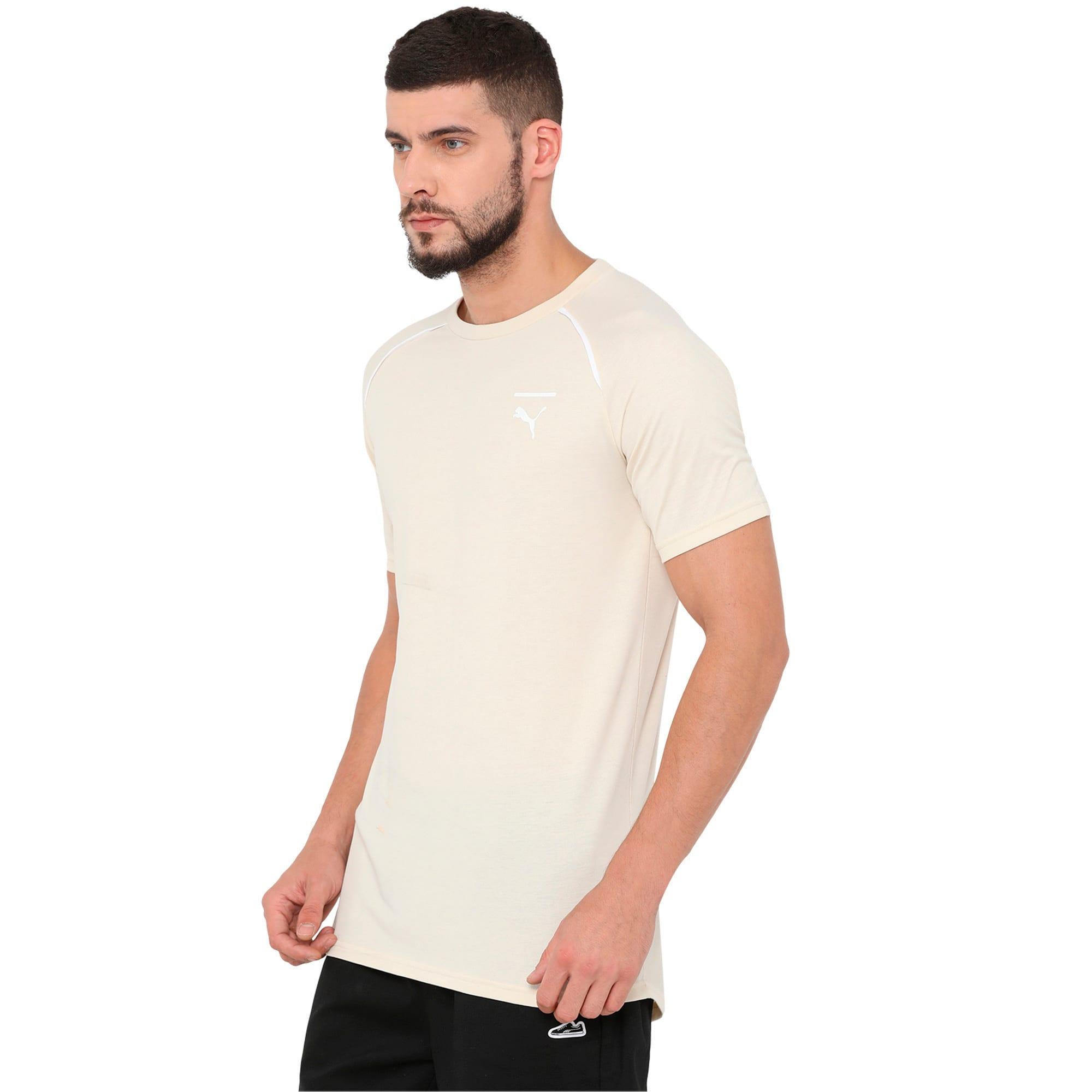 Thumbnail 2 of Evolution Men's Core T-Shirt, Birch, medium-IND