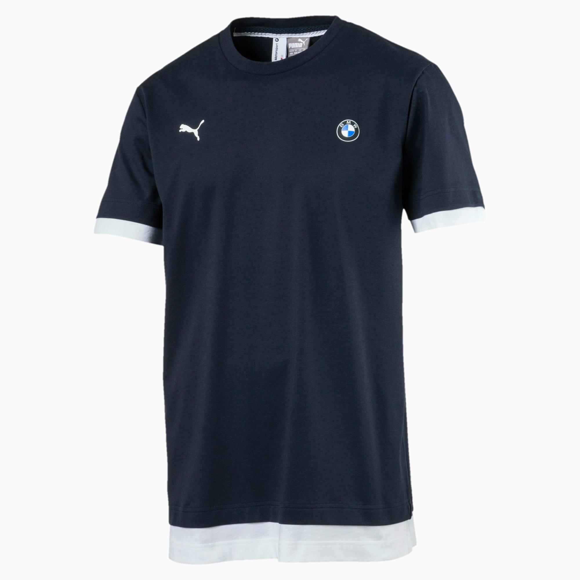 PUMA Mens Standard BMW M Team T-Shirt