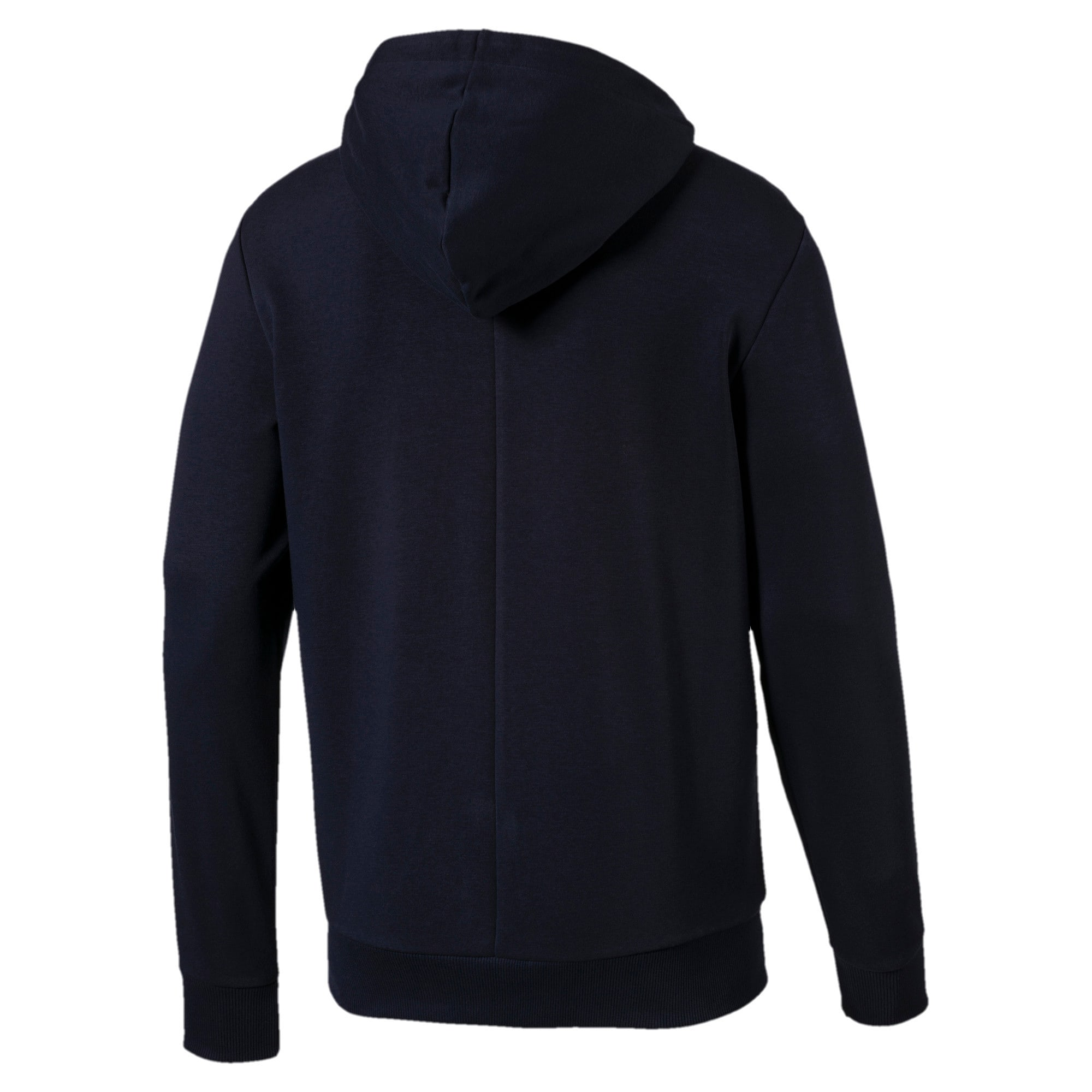 Thumbnail 3 of Red Bull Racing Lifestyle Men's Hooded Sweat Jacket, Total Eclipse, medium-IND