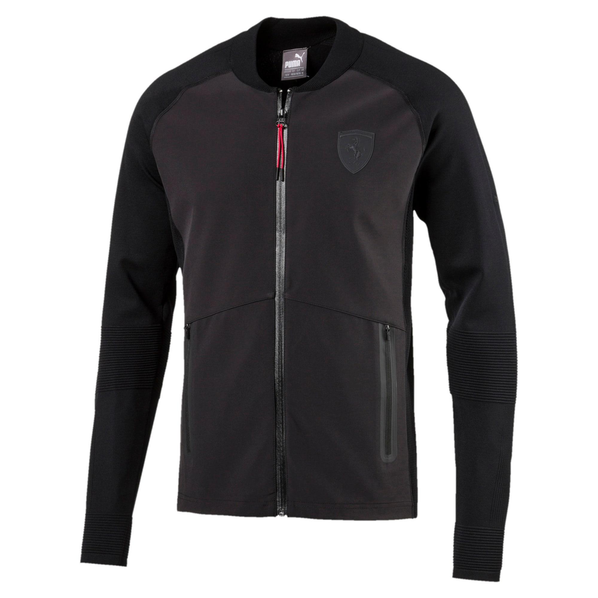 Thumbnail 5 of Ferrari Fusion Men's Jacket, Moonless Night, medium-IND