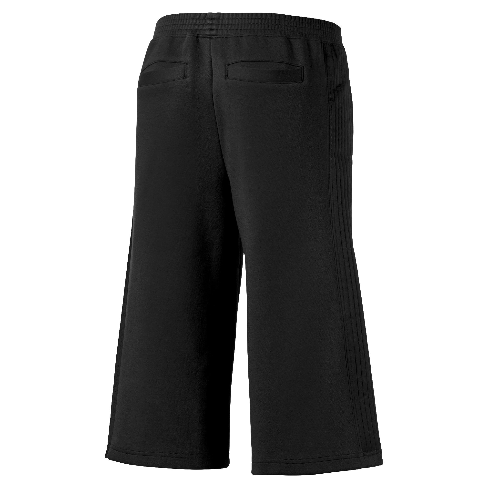 Thumbnail 5 of Evolution Women's Quilted Culottes, Puma Black, medium-IND
