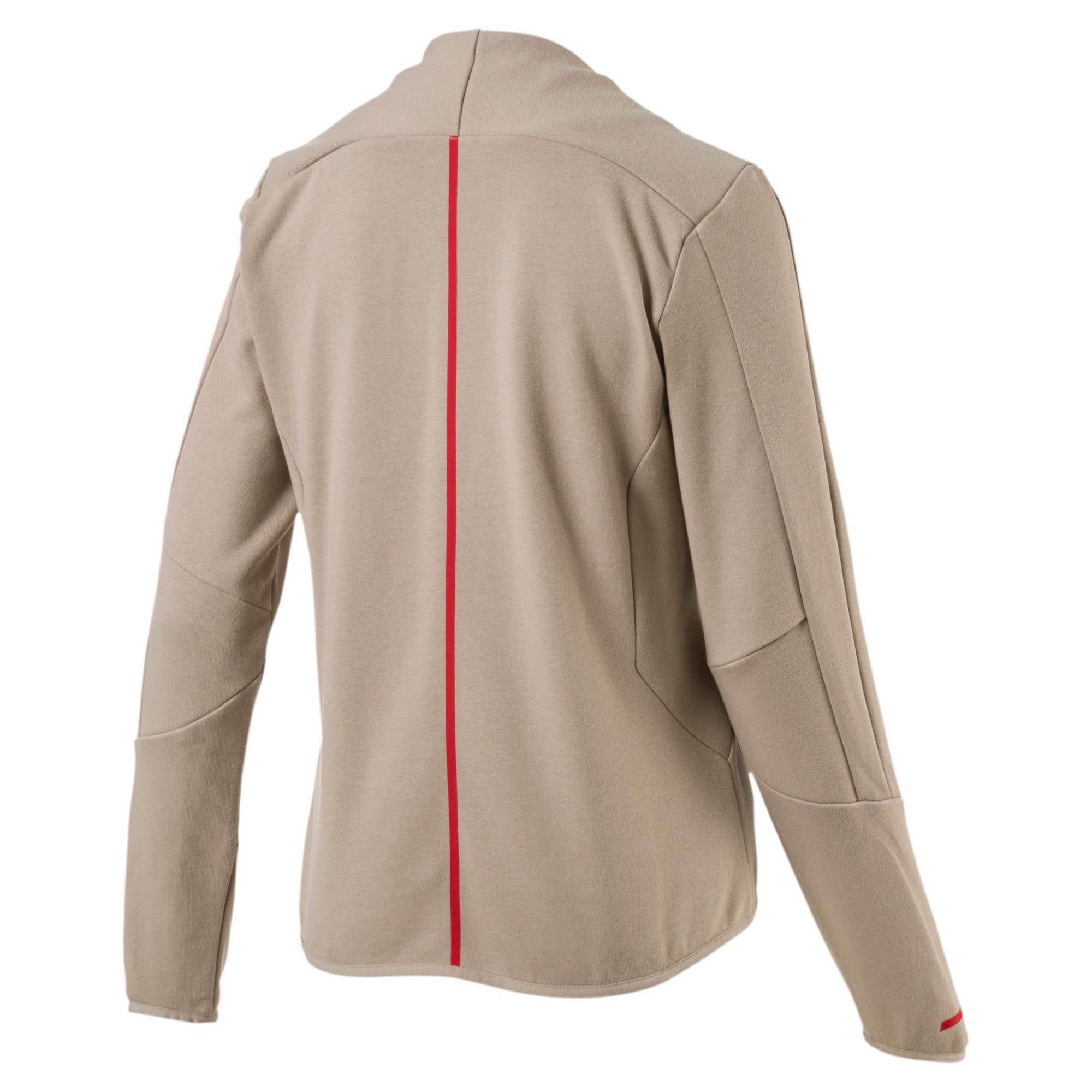 Thumbnail 5 of Ferrari Lifestyle Women's T7 Sweat Jacket, Pure Cashmere, medium-IND