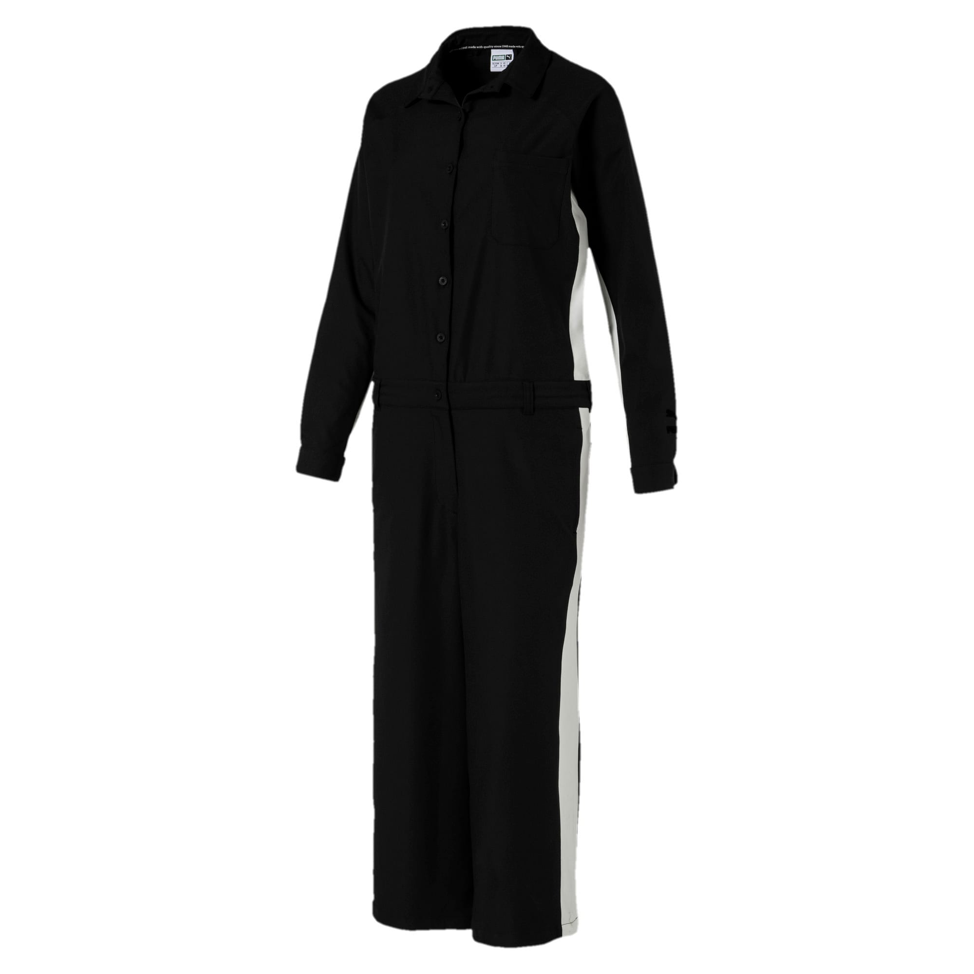 Thumbnail 1 of True Archive Women's Worker Overall, Puma Black, medium-IND