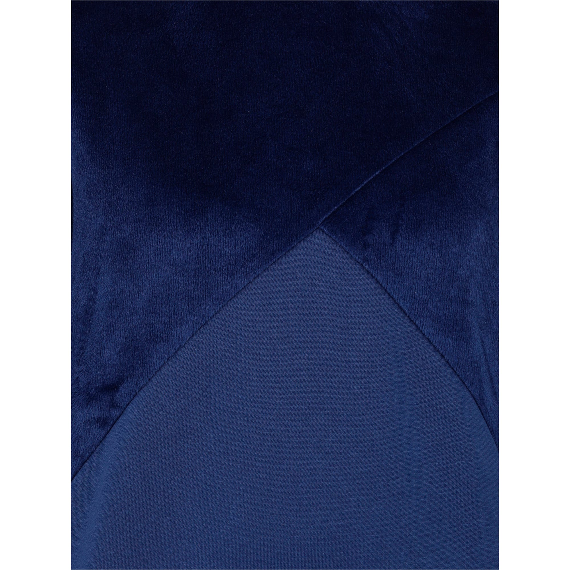 Thumbnail 4 of Archive Women's Fabric Block Sweater, Blue Depths, medium-IND