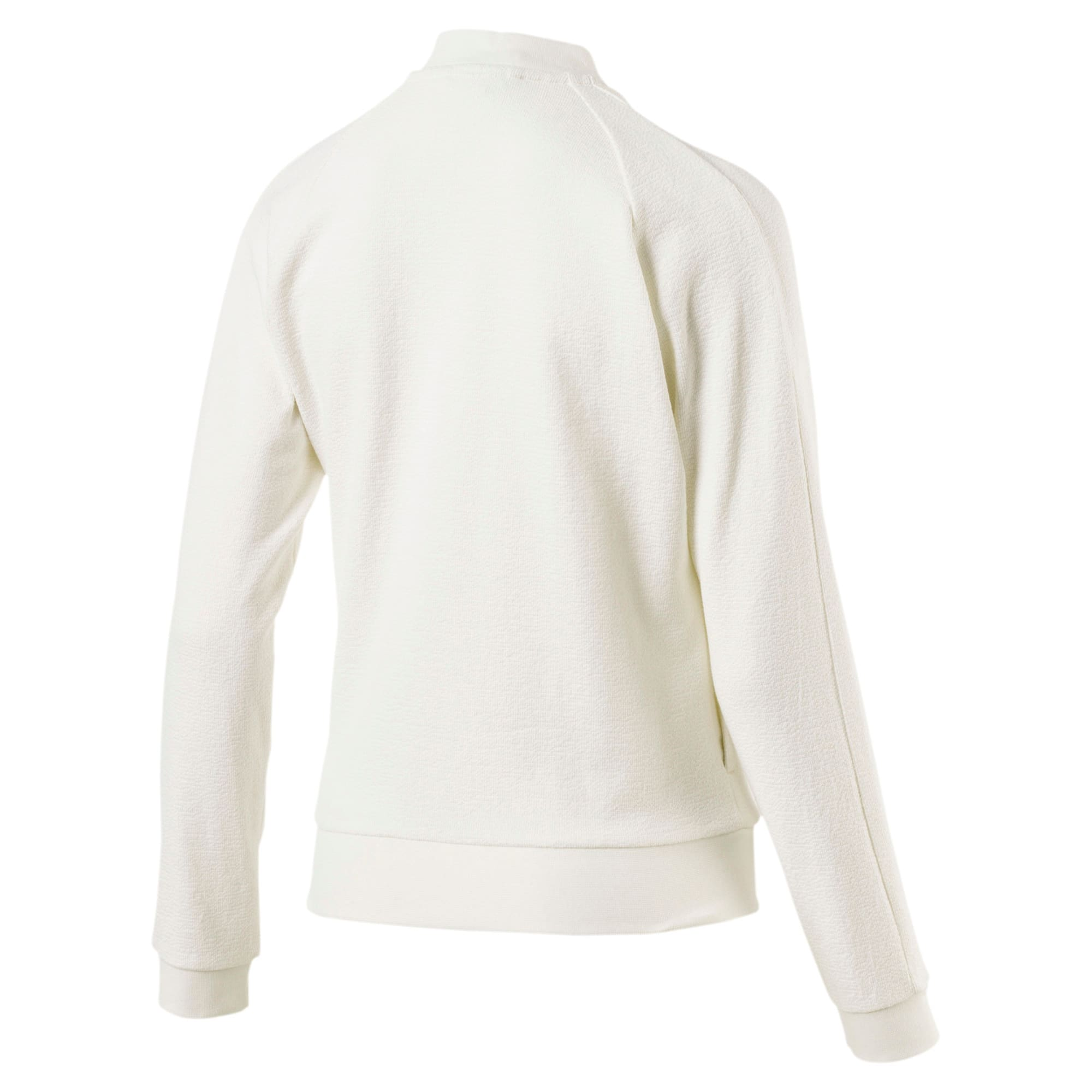 Thumbnail 5 of Classics Women's Structured Archive T7 Track Jacket, Marshmallow, medium-IND